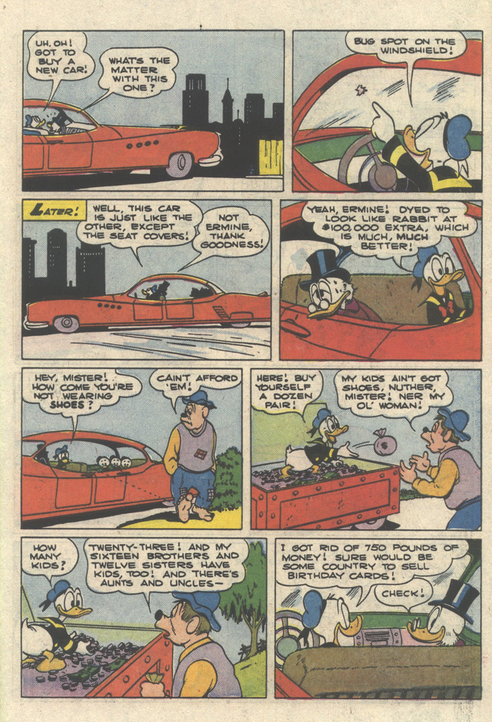 Read online Uncle Scrooge (1953) comic -  Issue #216 - 31