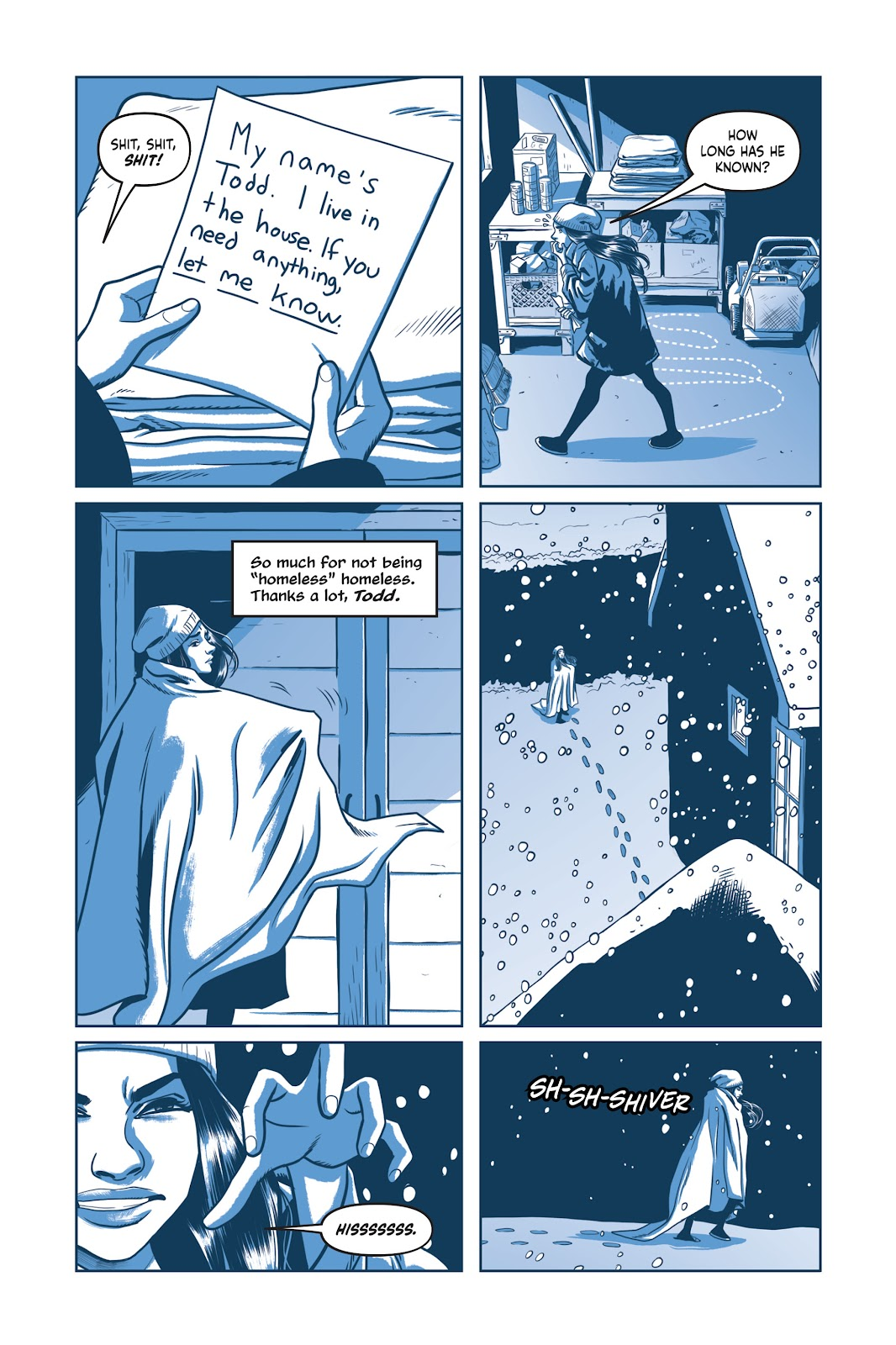 Read online Under the Moon: A Catwoman Tale comic -  Issue # TPB (Part 2) - 2