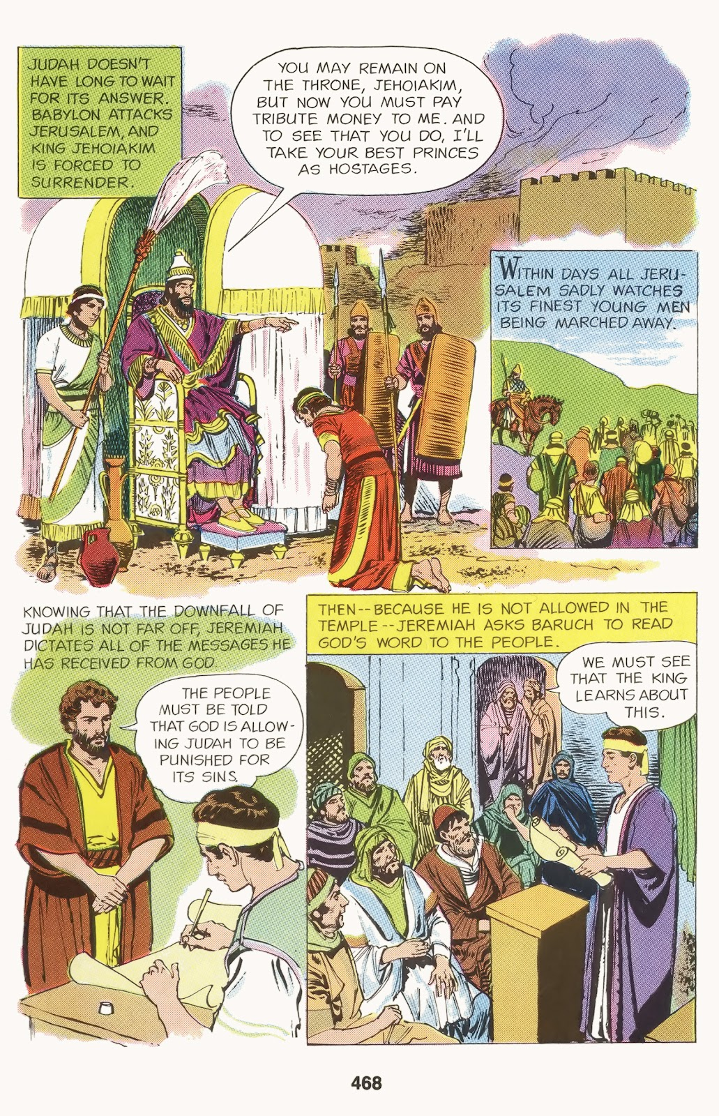 The Picture Bible issue TPB (Part 5) - Page 71