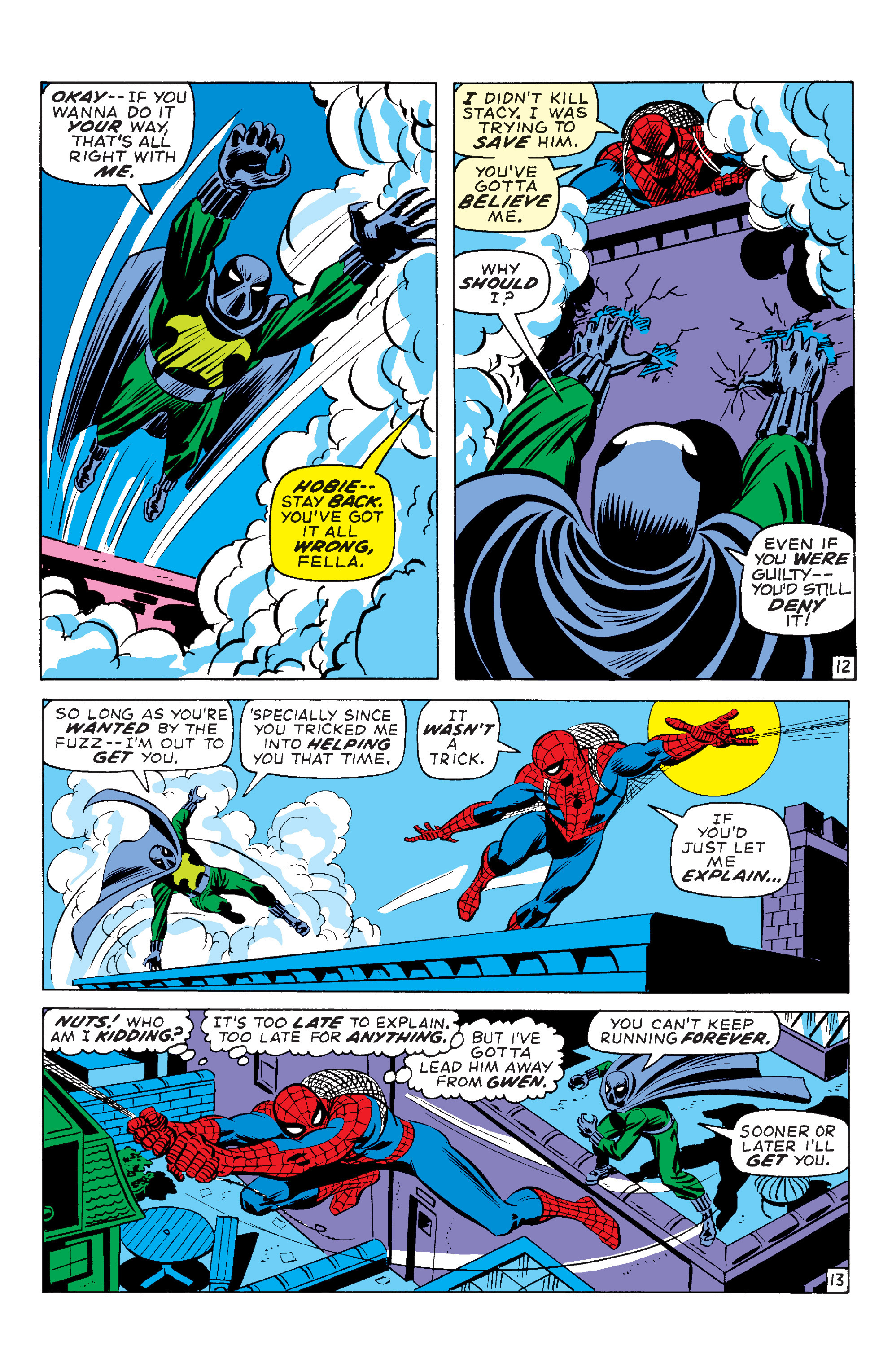 The Amazing Spider-Man (1963) 93 Page 12