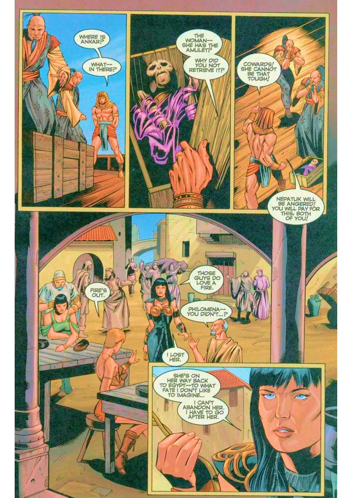 Xena: Warrior Princess (1999) Issue #5 #5 - English 9