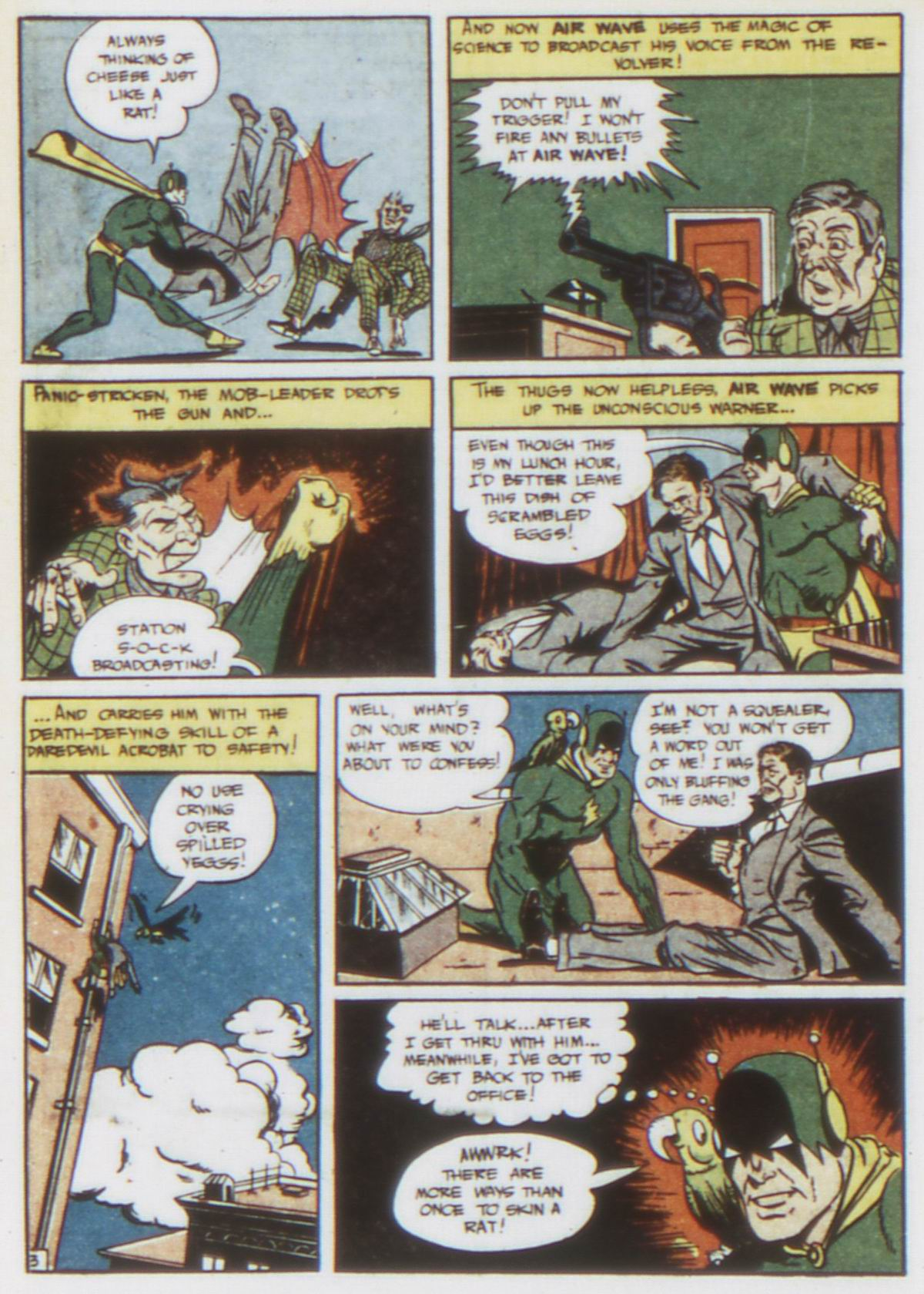 Read online Detective Comics (1937) comic -  Issue #75 - 52