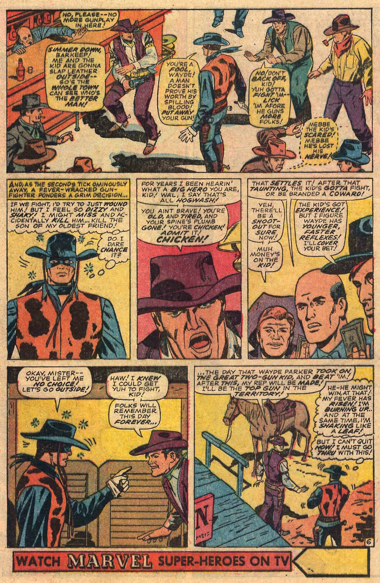 Read online Two-Gun Kid comic -  Issue #84 - 9