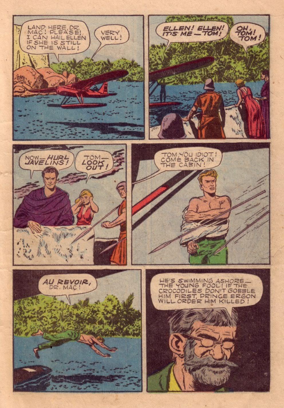 Tarzan (1948) issue 40 - Page 9