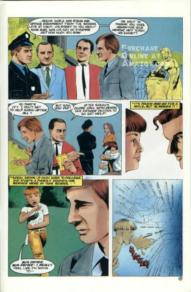 Read online Quantum Leap comic -  Issue #7 - 31