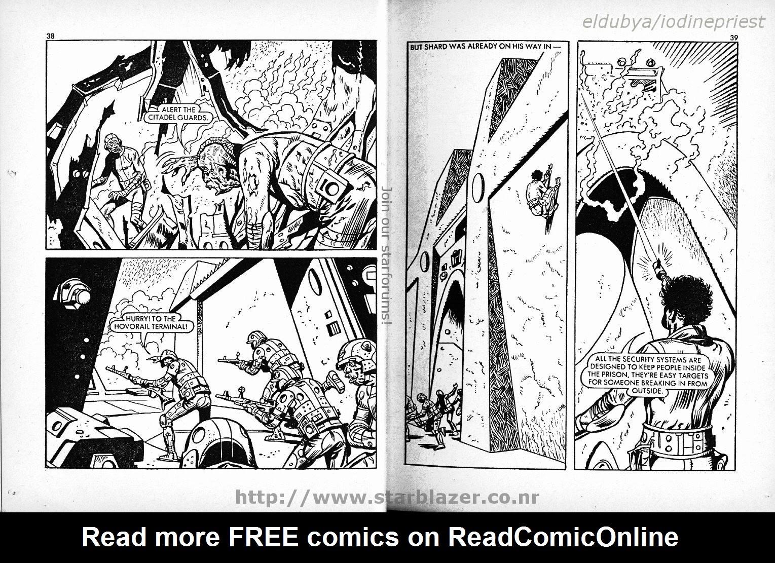 Starblazer issue 114 - Page 21