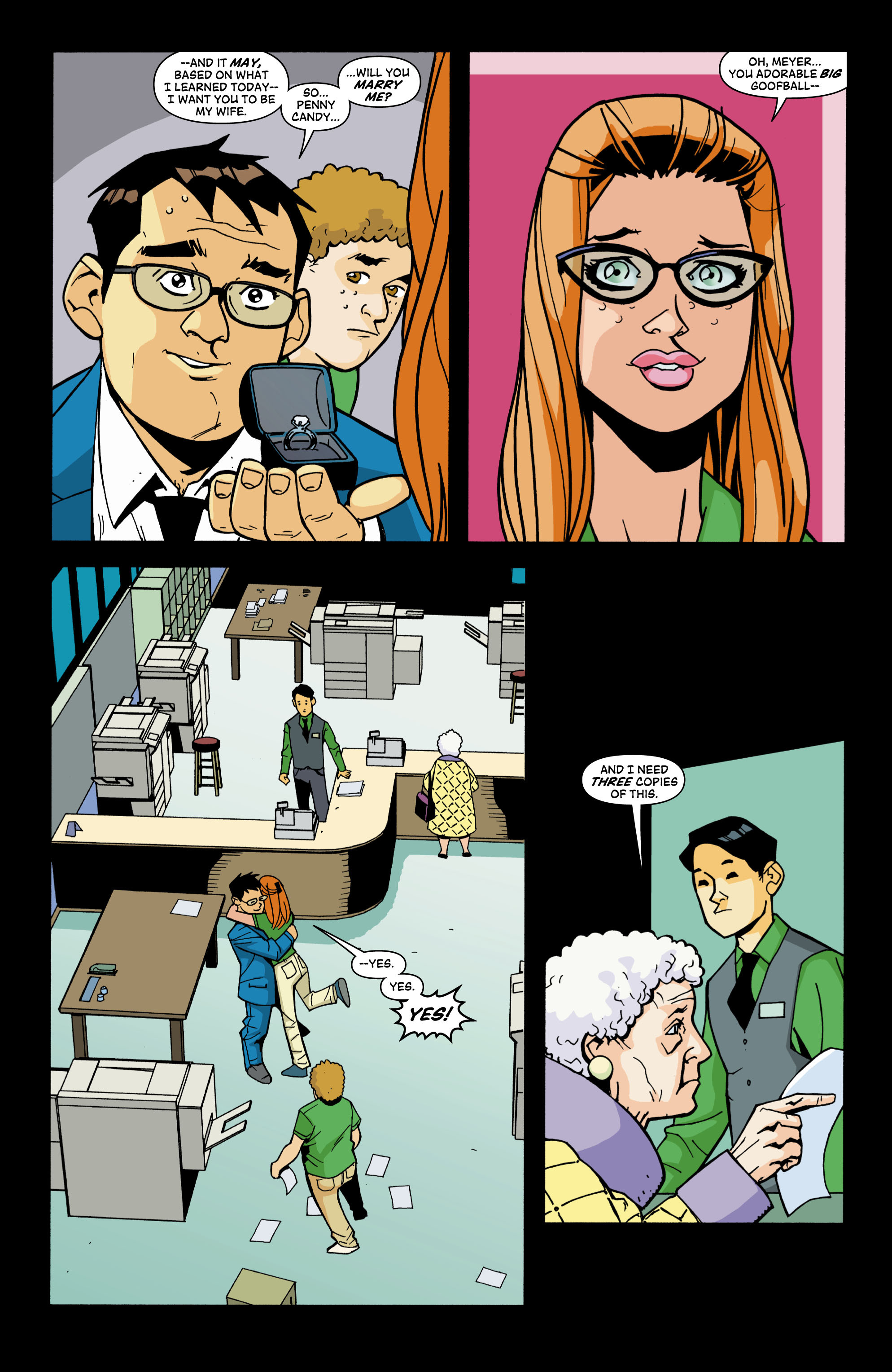 Read online Red Herring comic -  Issue #3 - 18