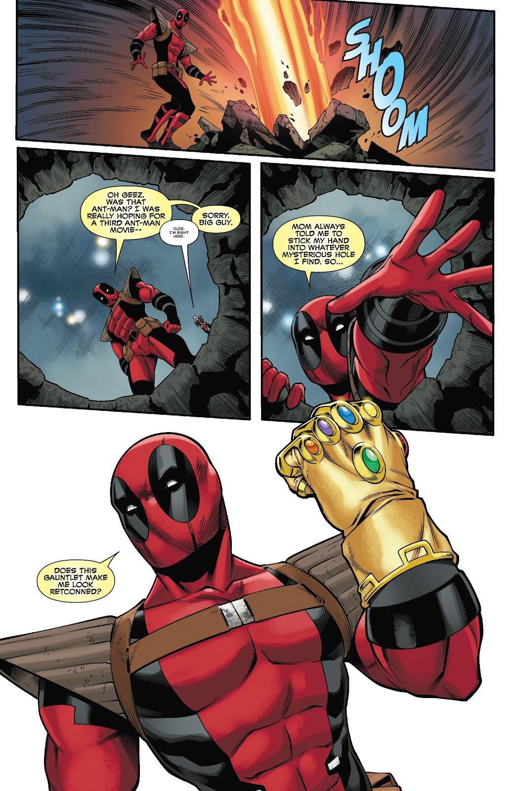 Read online Spider-Man/Deadpool comic -  Issue #49 - 11