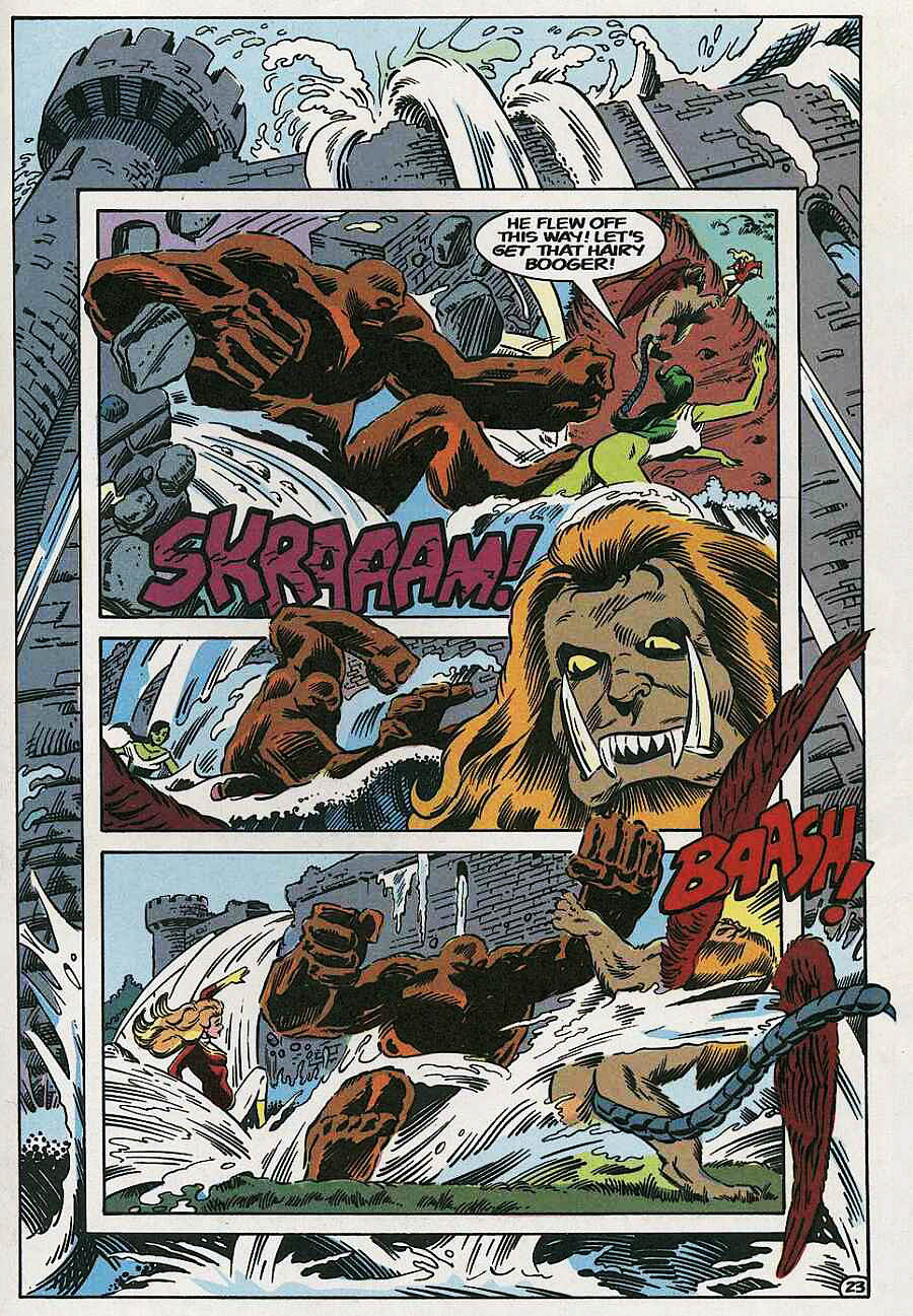 Elementals (1984) issue 19 - Page 25