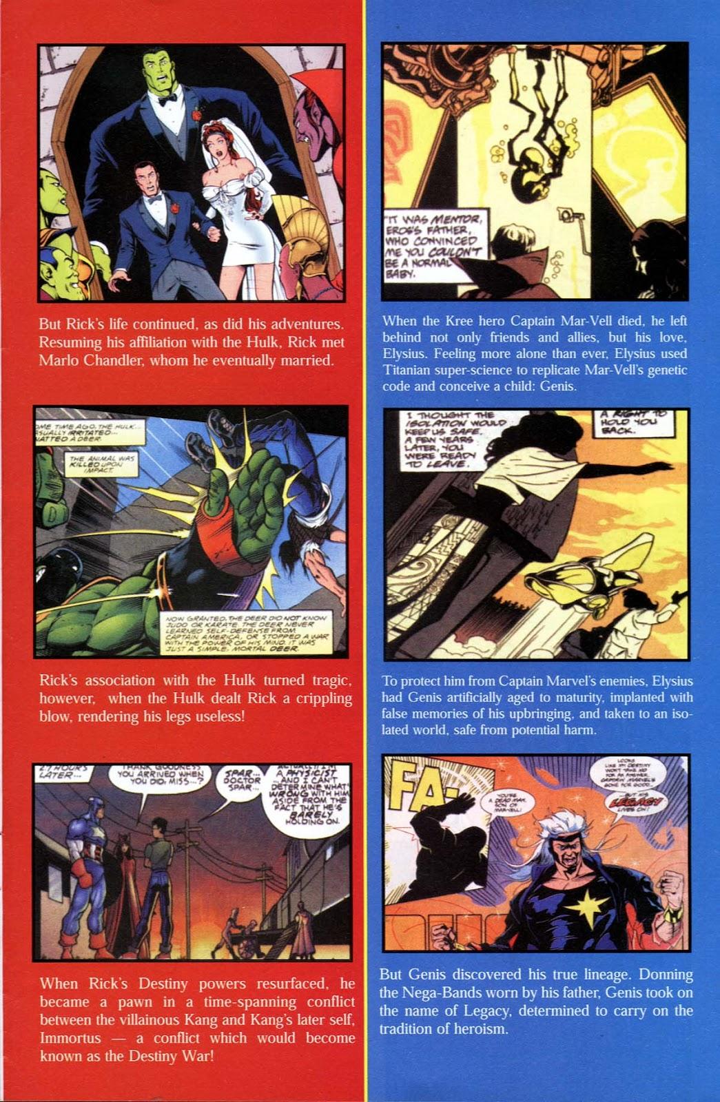 Captain Marvel (1999) Issue #0 #1 - English 17