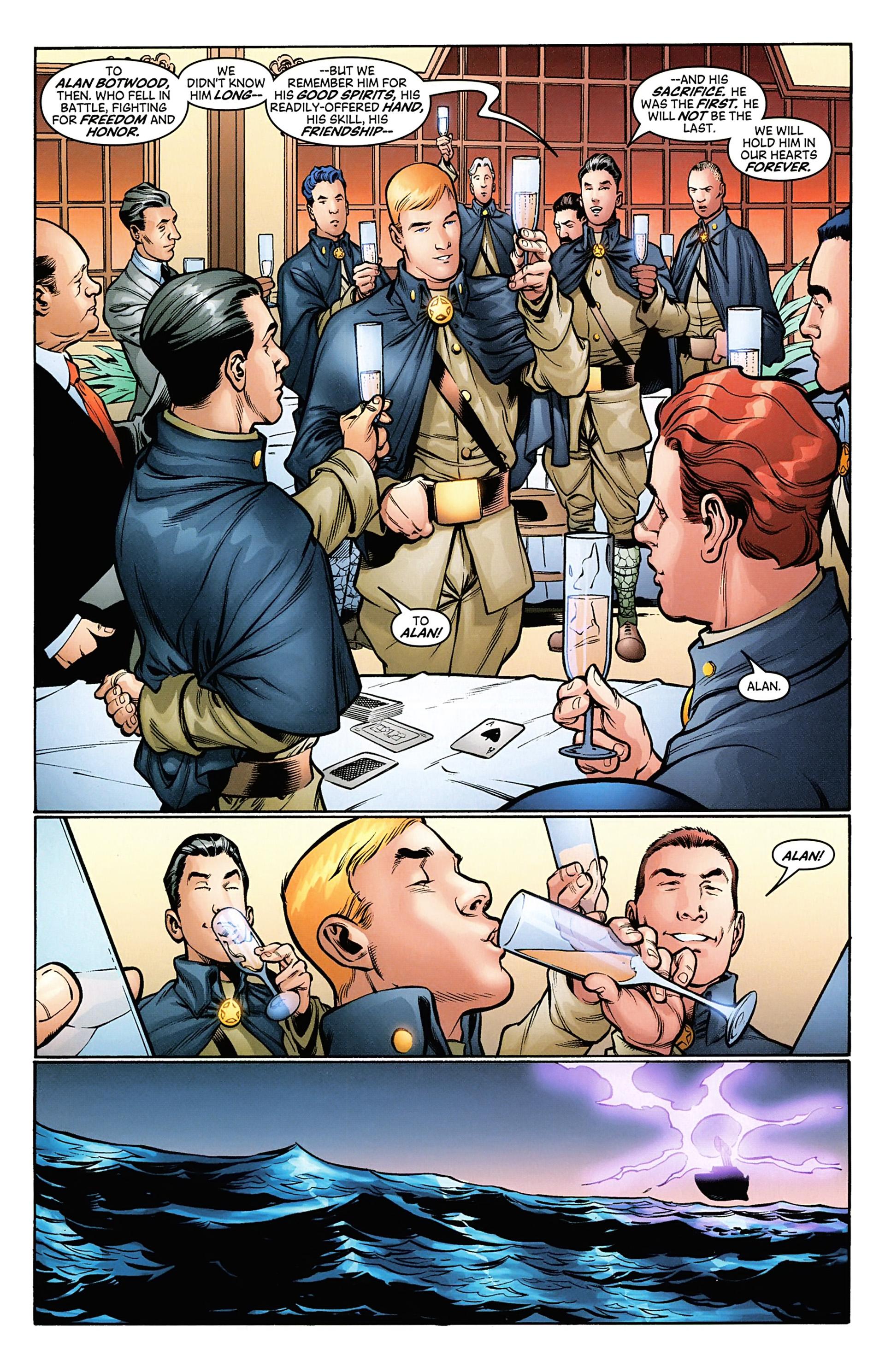 Read online Arrowsmith comic -  Issue #3 - 18