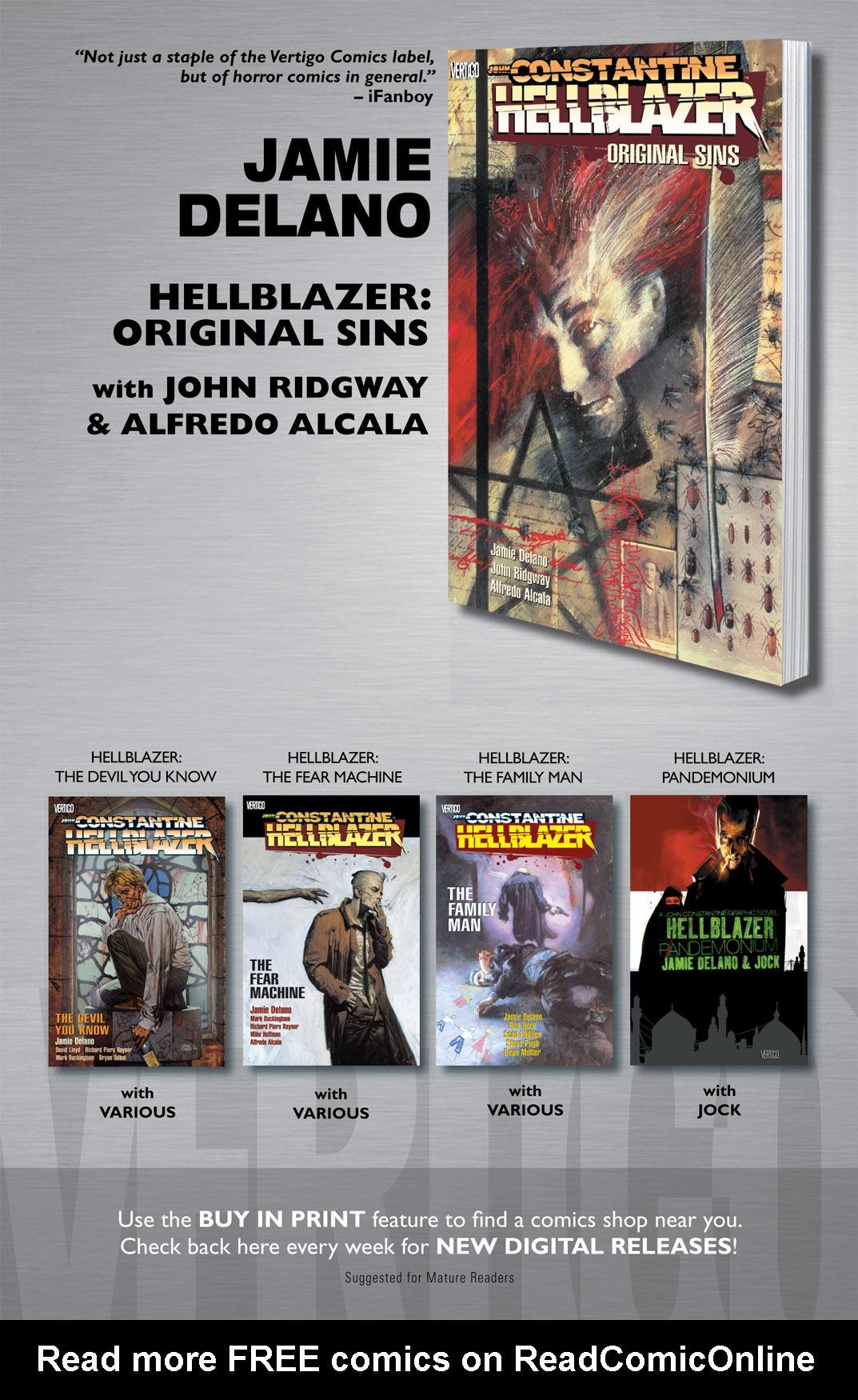 Hellblazer 151 Page 24