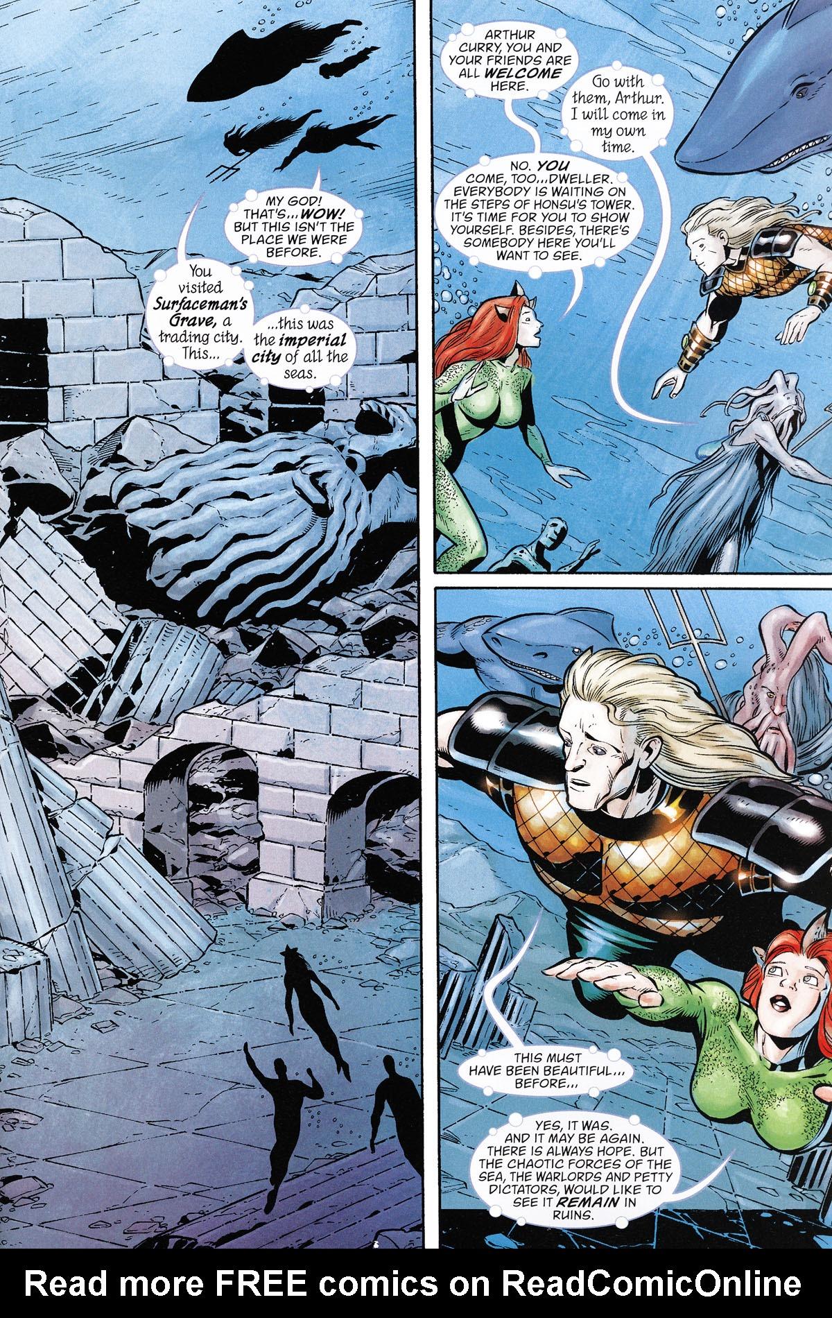 Read online Aquaman: Sword of Atlantis comic -  Issue #50 - 17