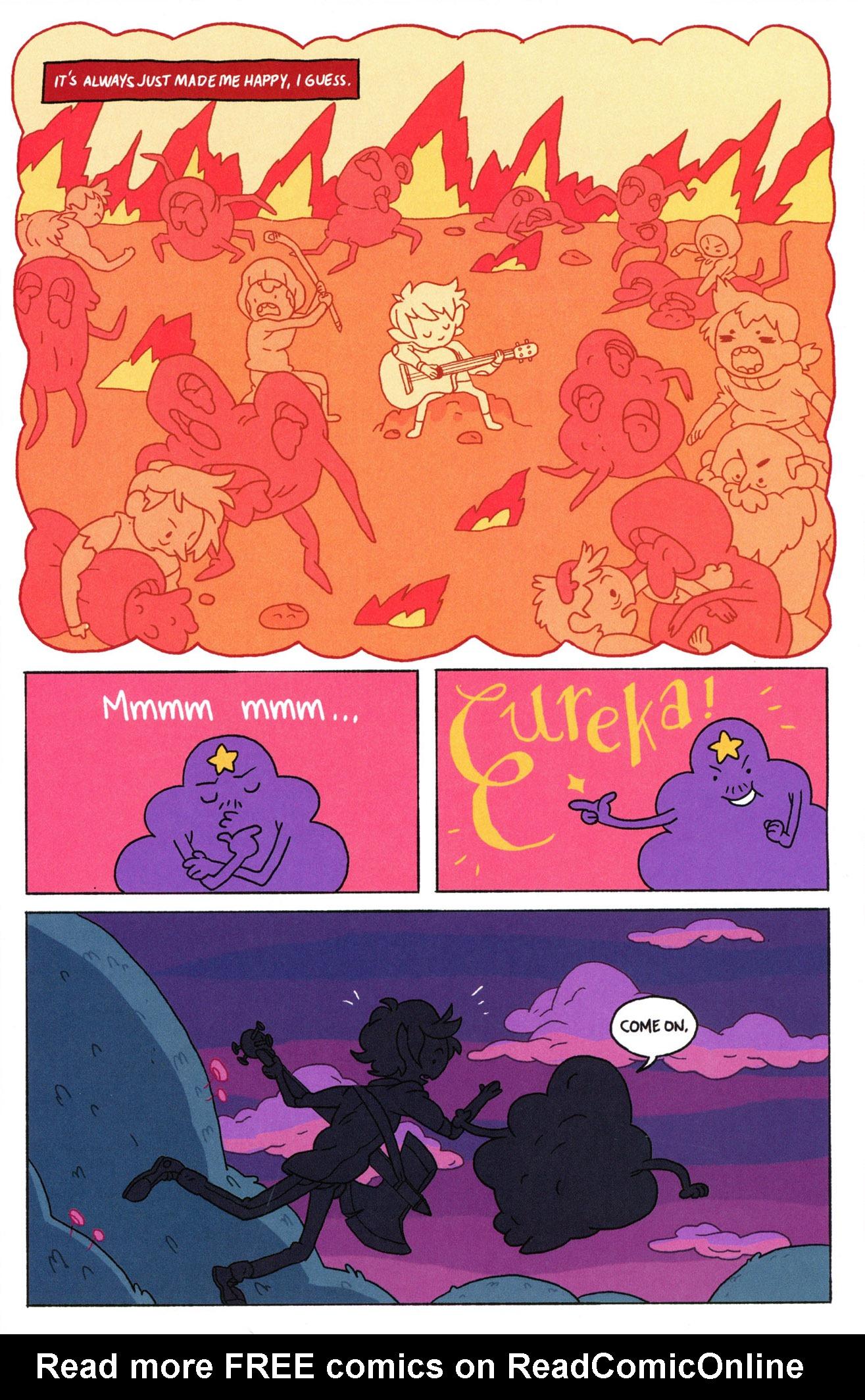 Read online Adventure Time Comics comic -  Issue #8 - 5