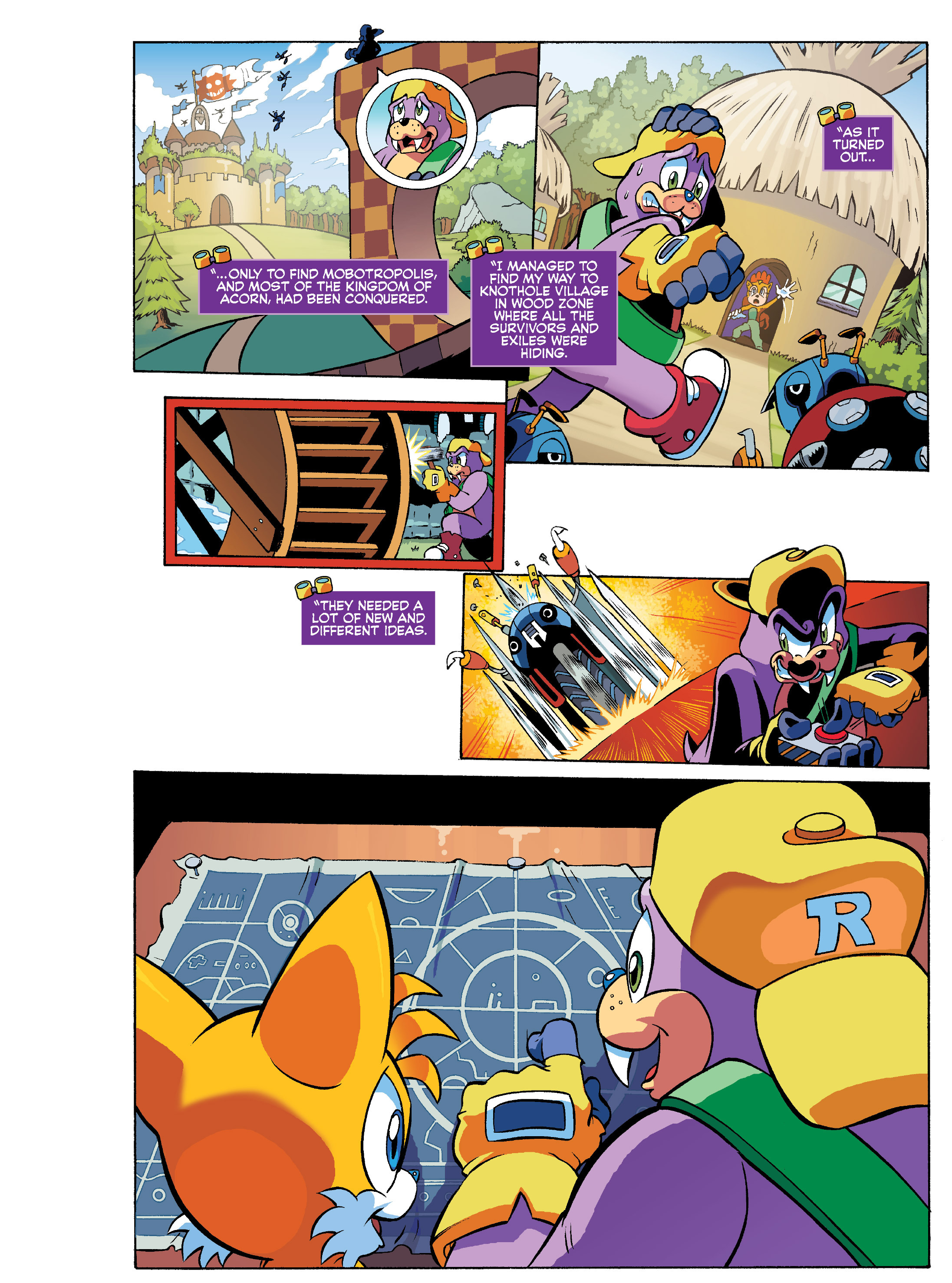 Read online Sonic Super Digest comic -  Issue #7 - 4