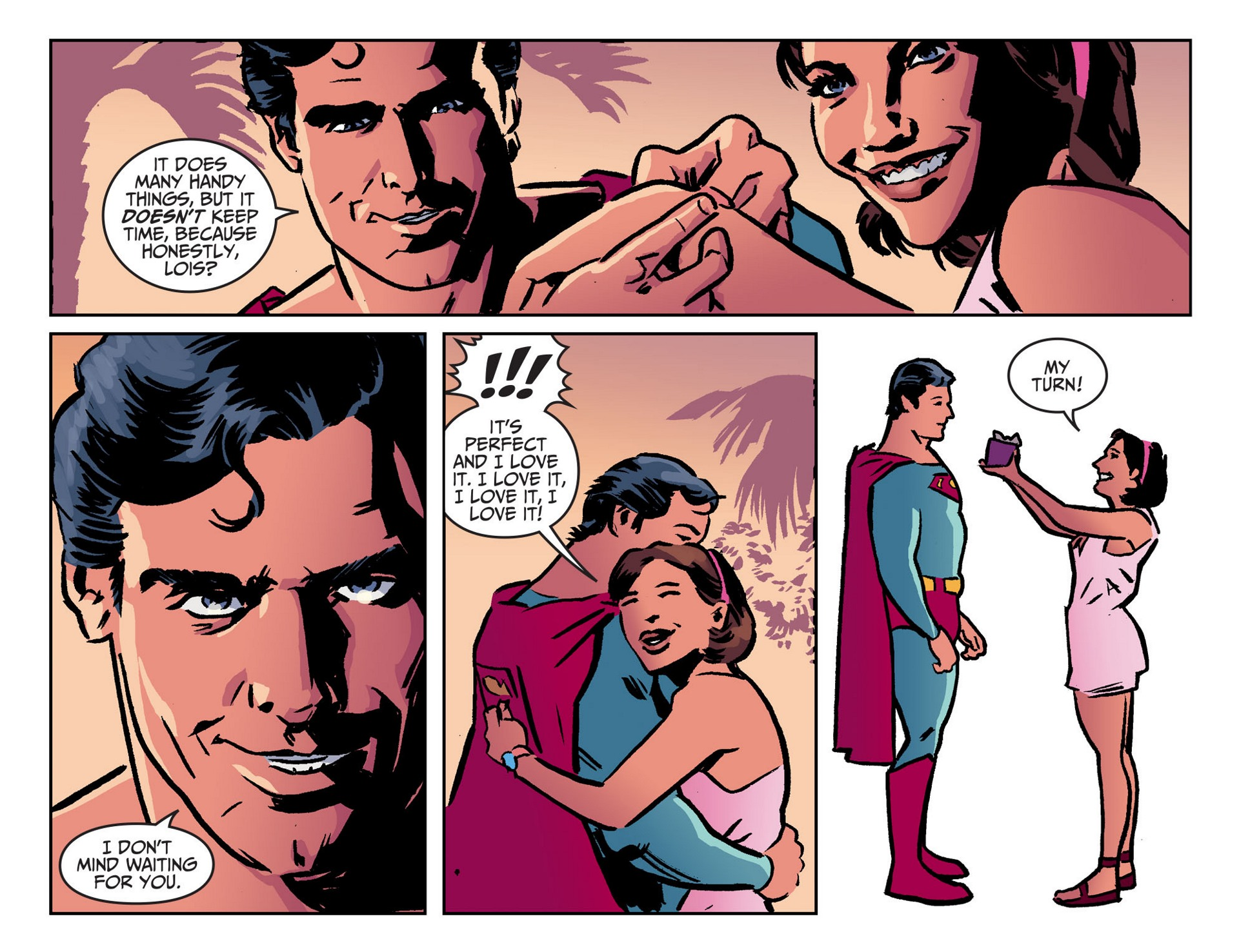 Read online Adventures of Superman [I] comic -  Issue #50 - 20