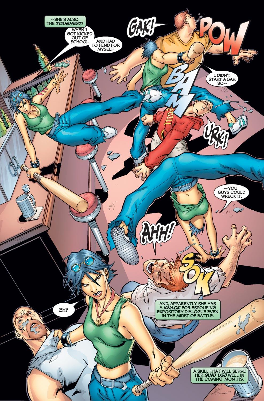 Read online Alpha Flight (2004) comic -  Issue #1 - 8