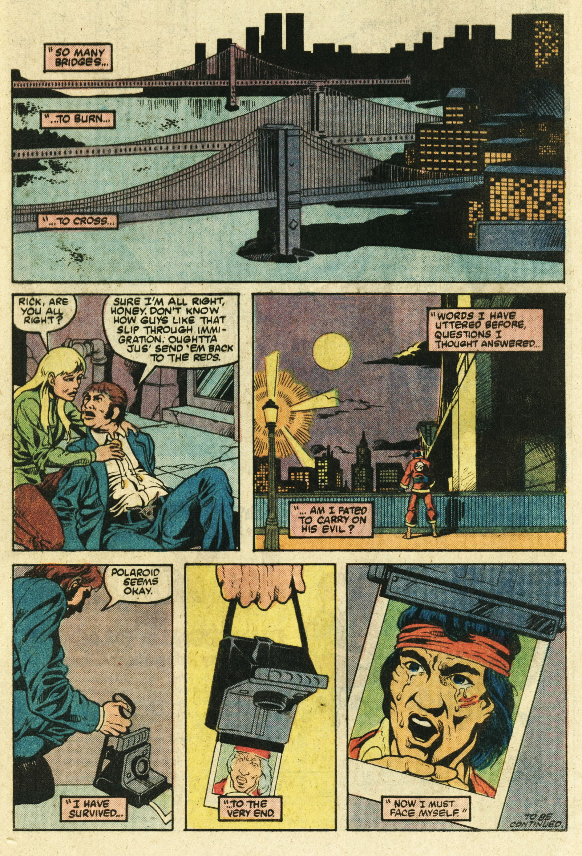 Read online Master of Kung Fu (1974) comic -  Issue #123 - 23