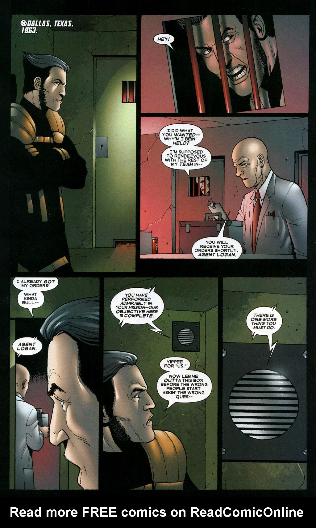 Read online Wolverine: Origins comic -  Issue #6 - 6