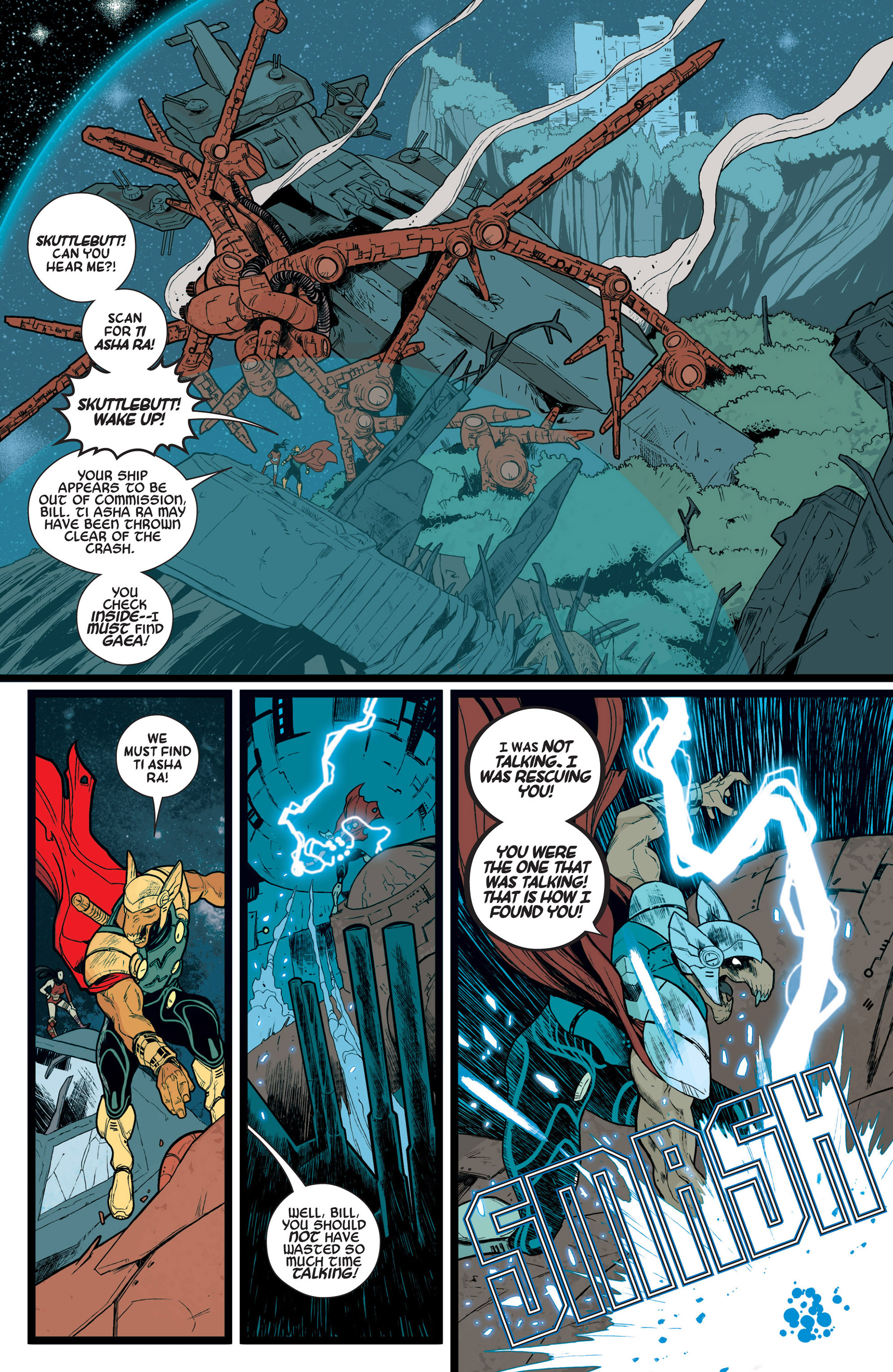 Read online Journey into Mystery (2011) comic -  Issue #653 - 9