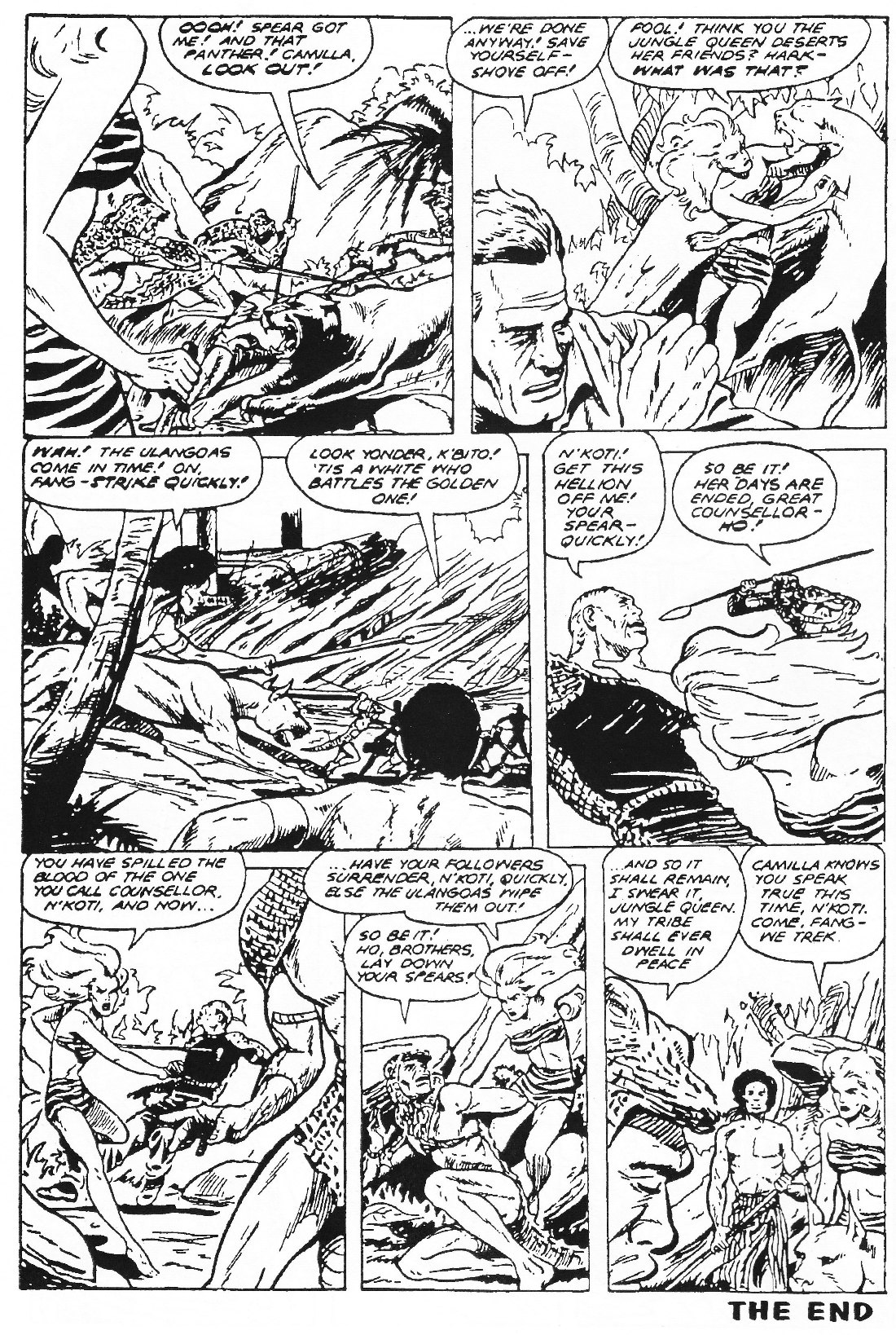 Read online Men of Mystery Comics comic -  Issue #72 - 58