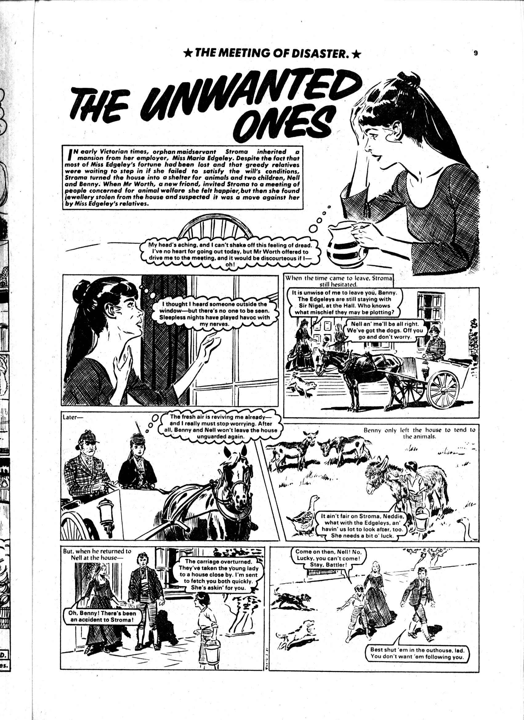 Read online Judy comic -  Issue #1101 - 9