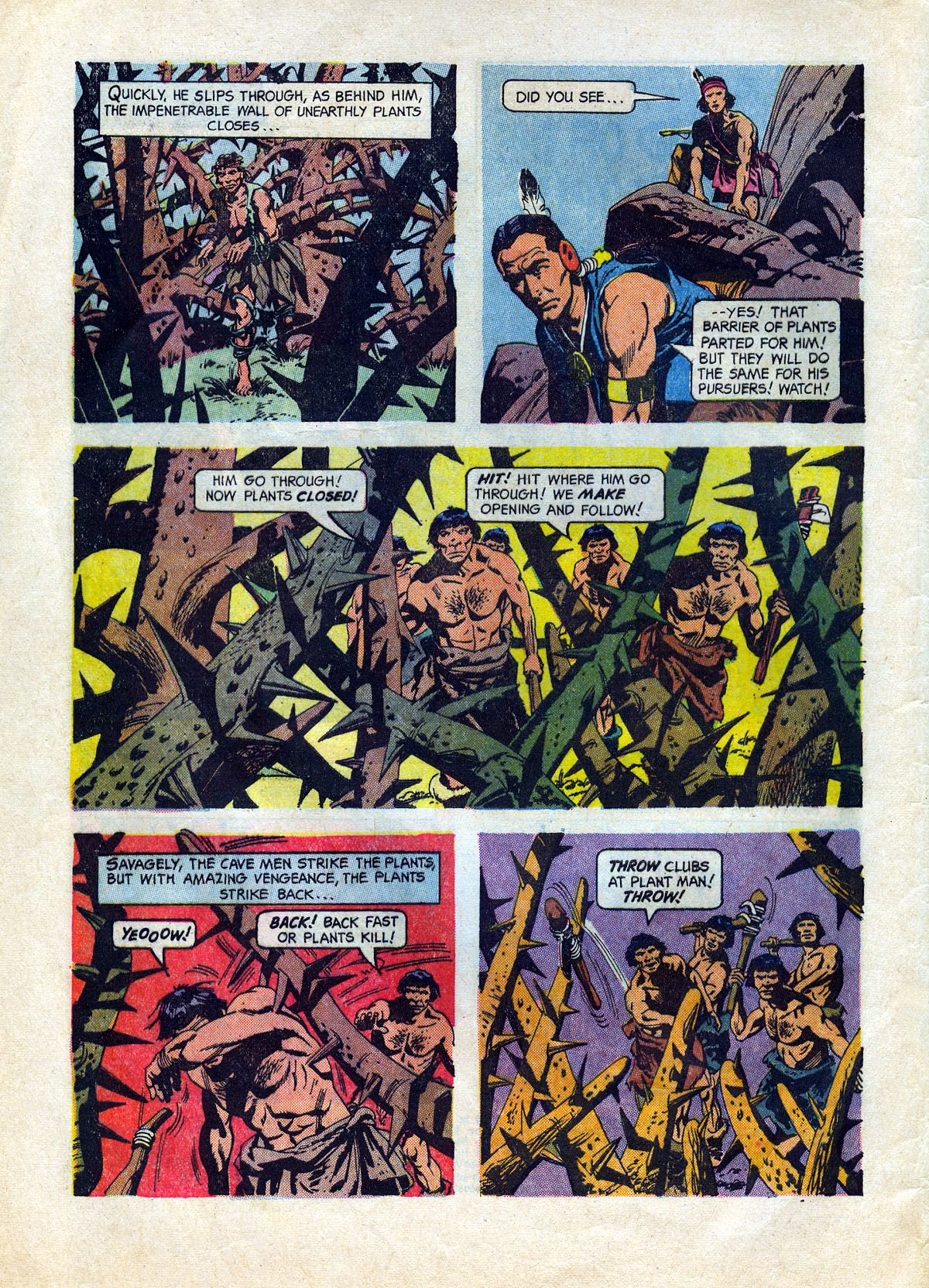 Read online Turok, Son of Stone comic -  Issue #45 - 4