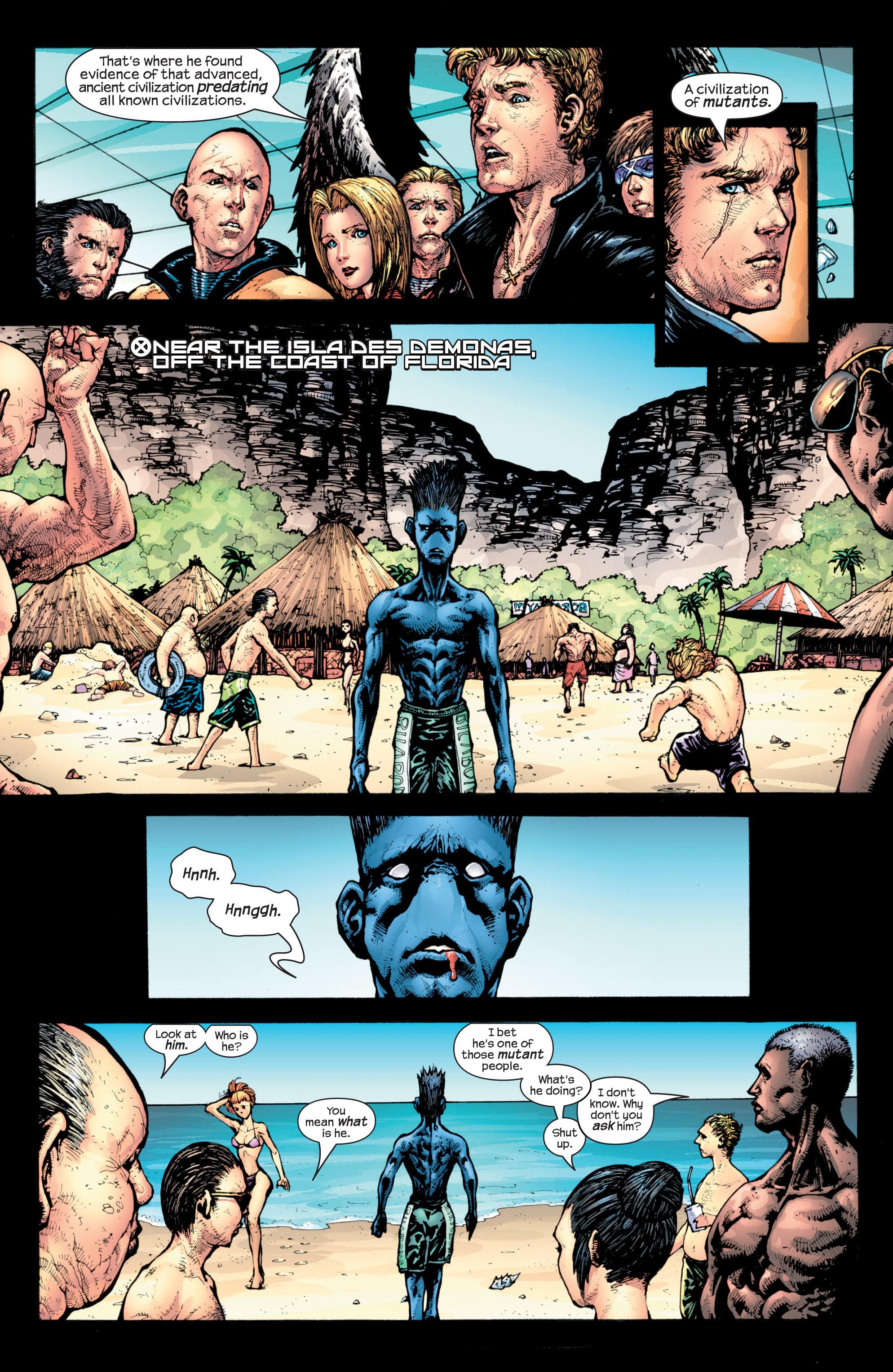 Read online Uncanny X-Men (1963) comic -  Issue #429 - 12