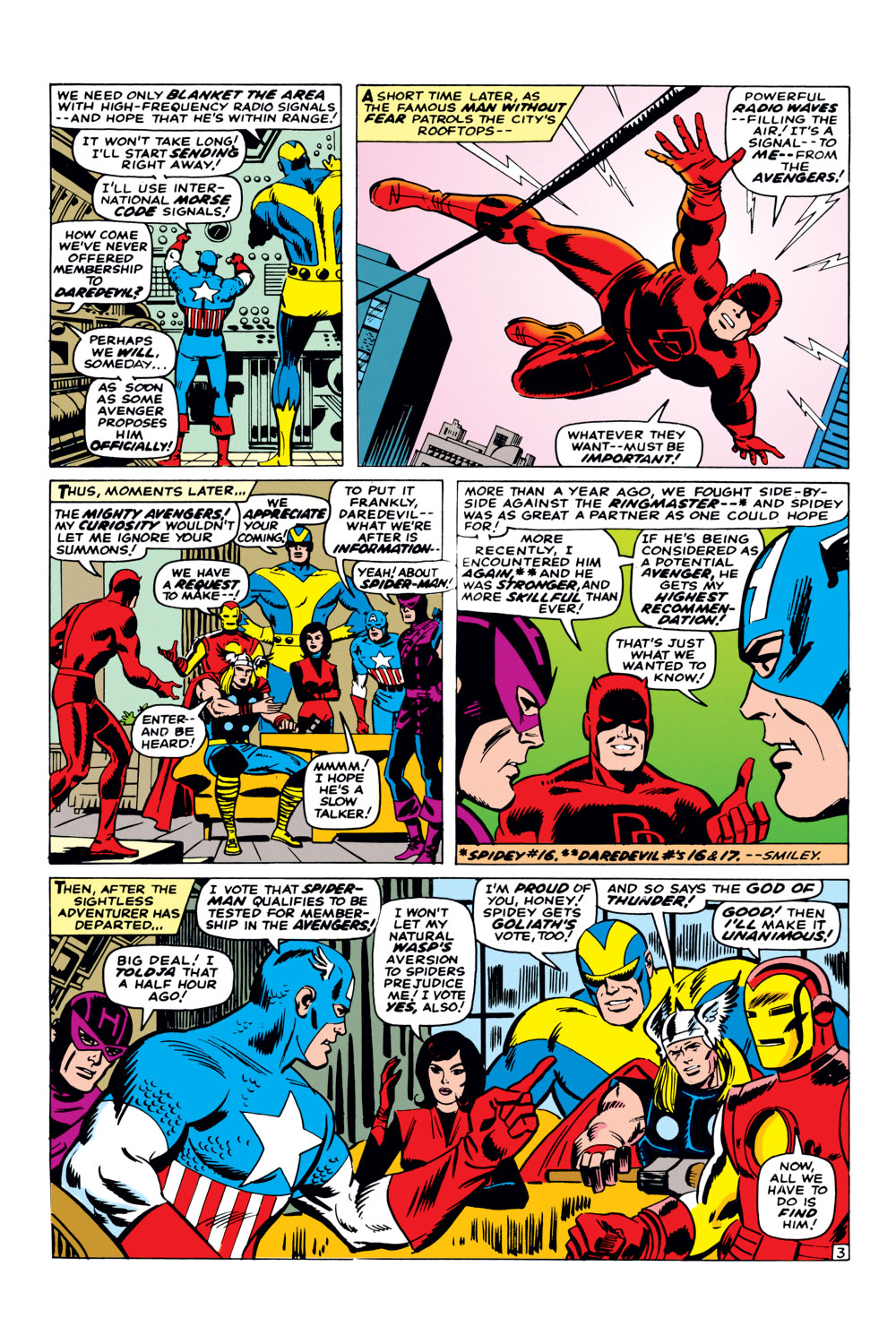 The Amazing Spider-Man (1963) _Annual_3 Page 3