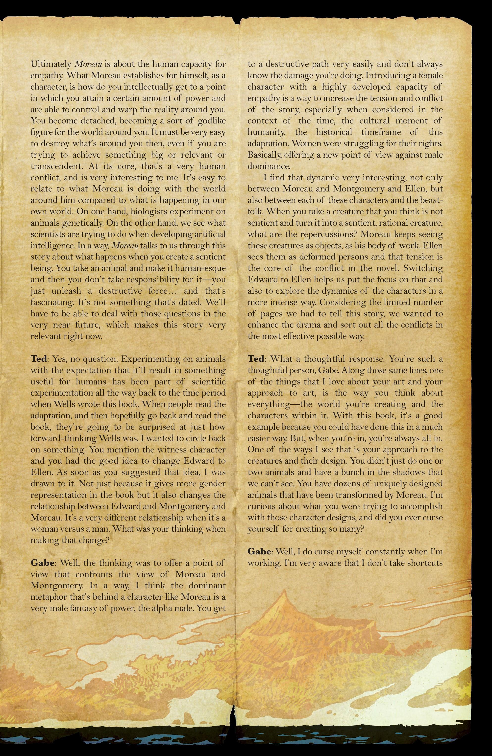 The Island of Dr. Moreau #1 #1 - English 19