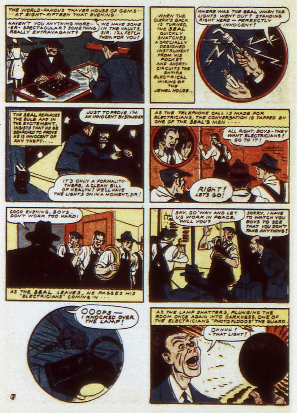 Detective Comics (1937) 61 Page 43