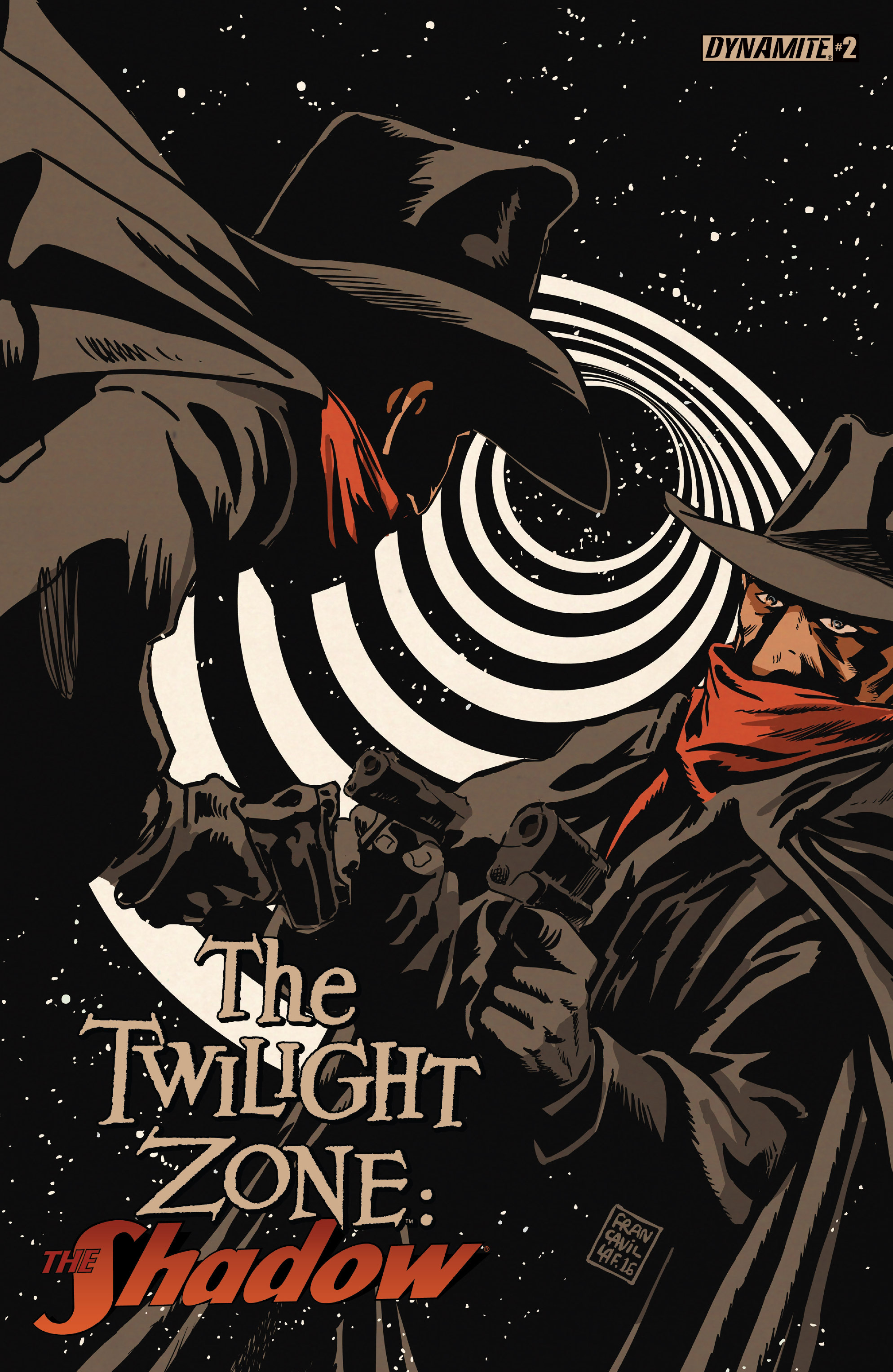 Read online Twilight Zone The Shadow comic -  Issue #2 - 1