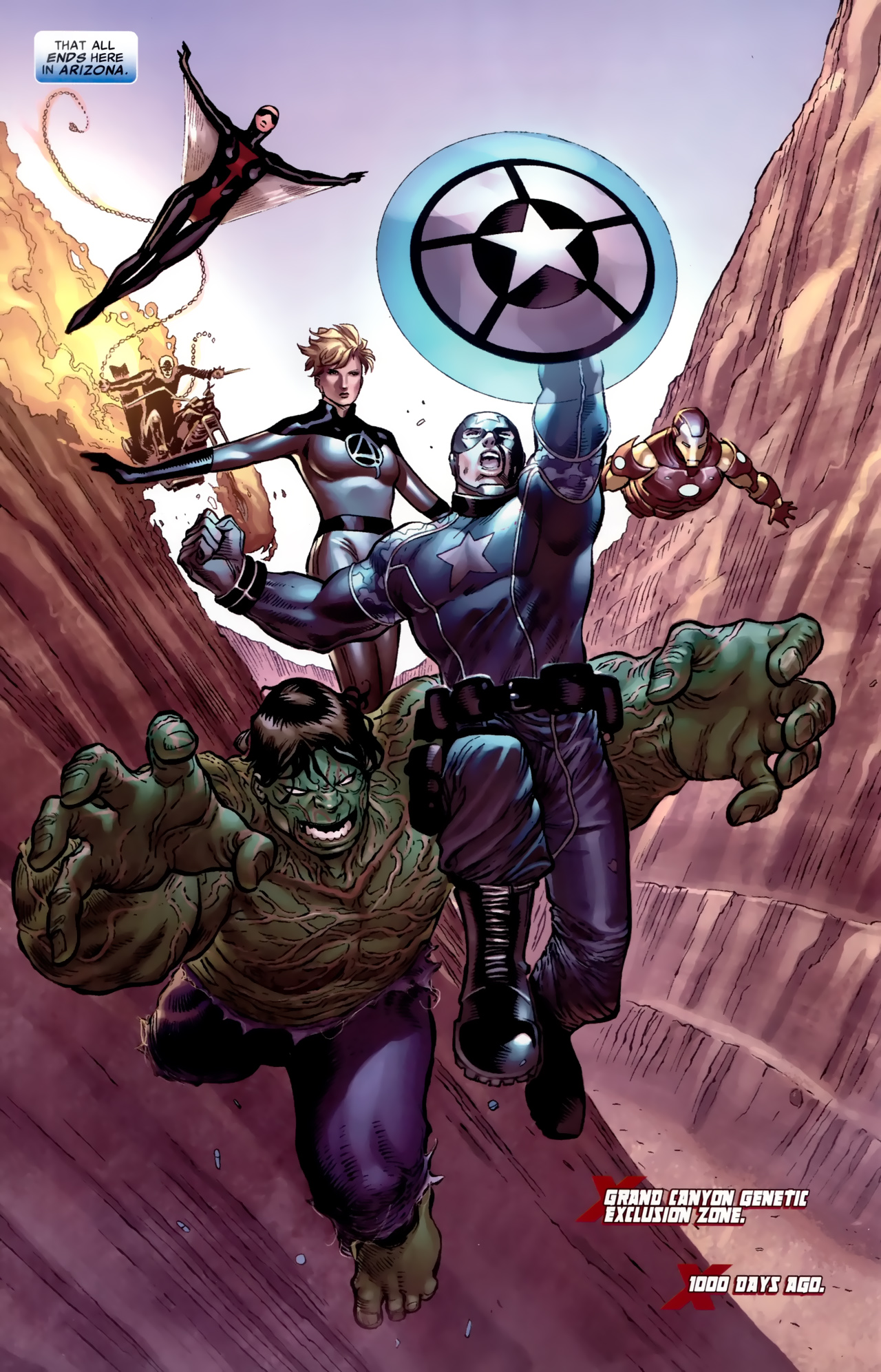 Read online Age of X: Universe comic -  Issue #1 - 6
