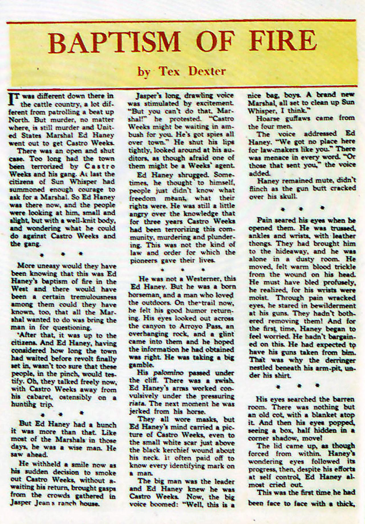 Read online Detective Comics (1937) comic -  Issue #72 - 49