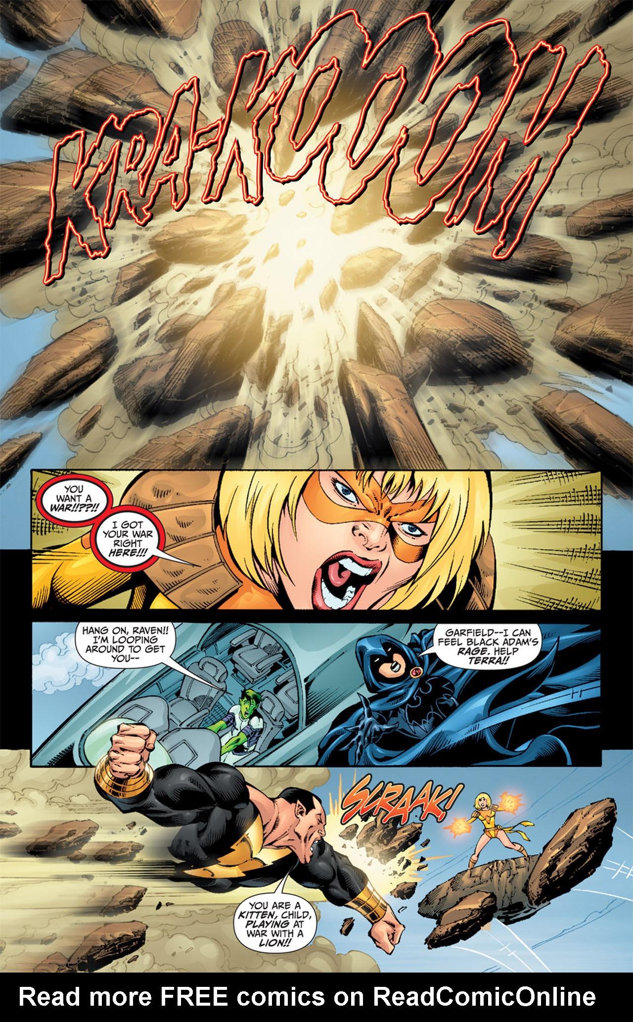 Read online World War III comic -  Issue #3 - 17