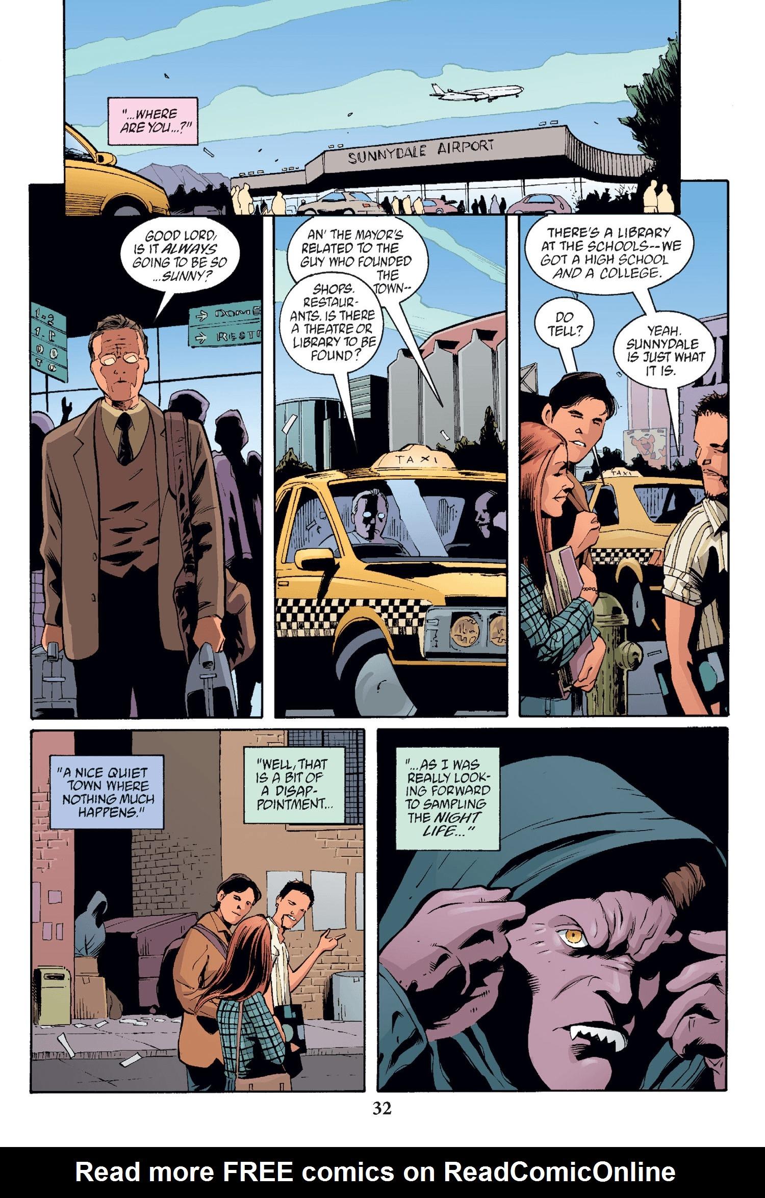 Read online Buffy the Vampire Slayer: Omnibus comic -  Issue # TPB 2 - 31