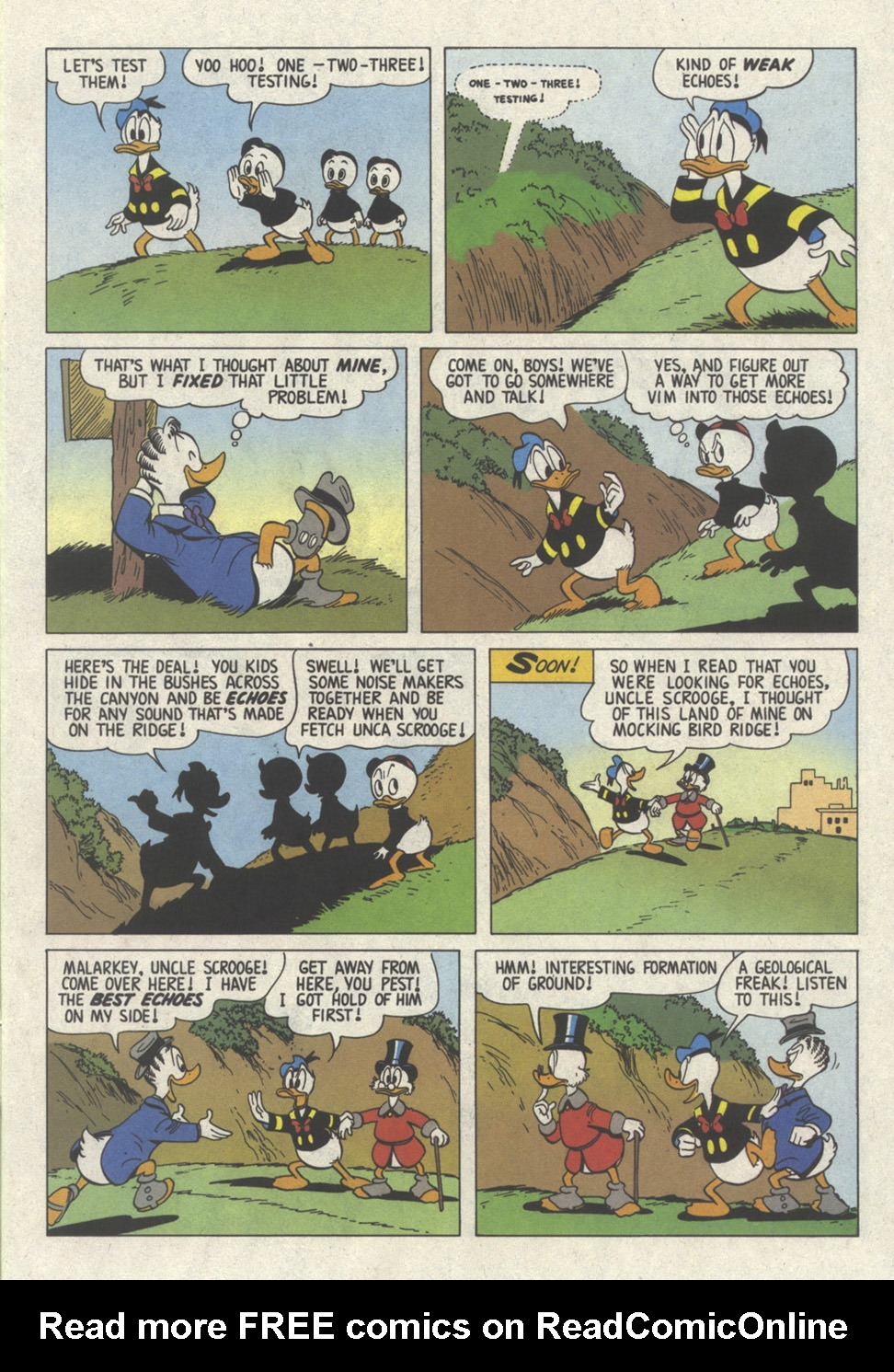 Walt Disney's Donald Duck (1952) issue 305 - Page 5