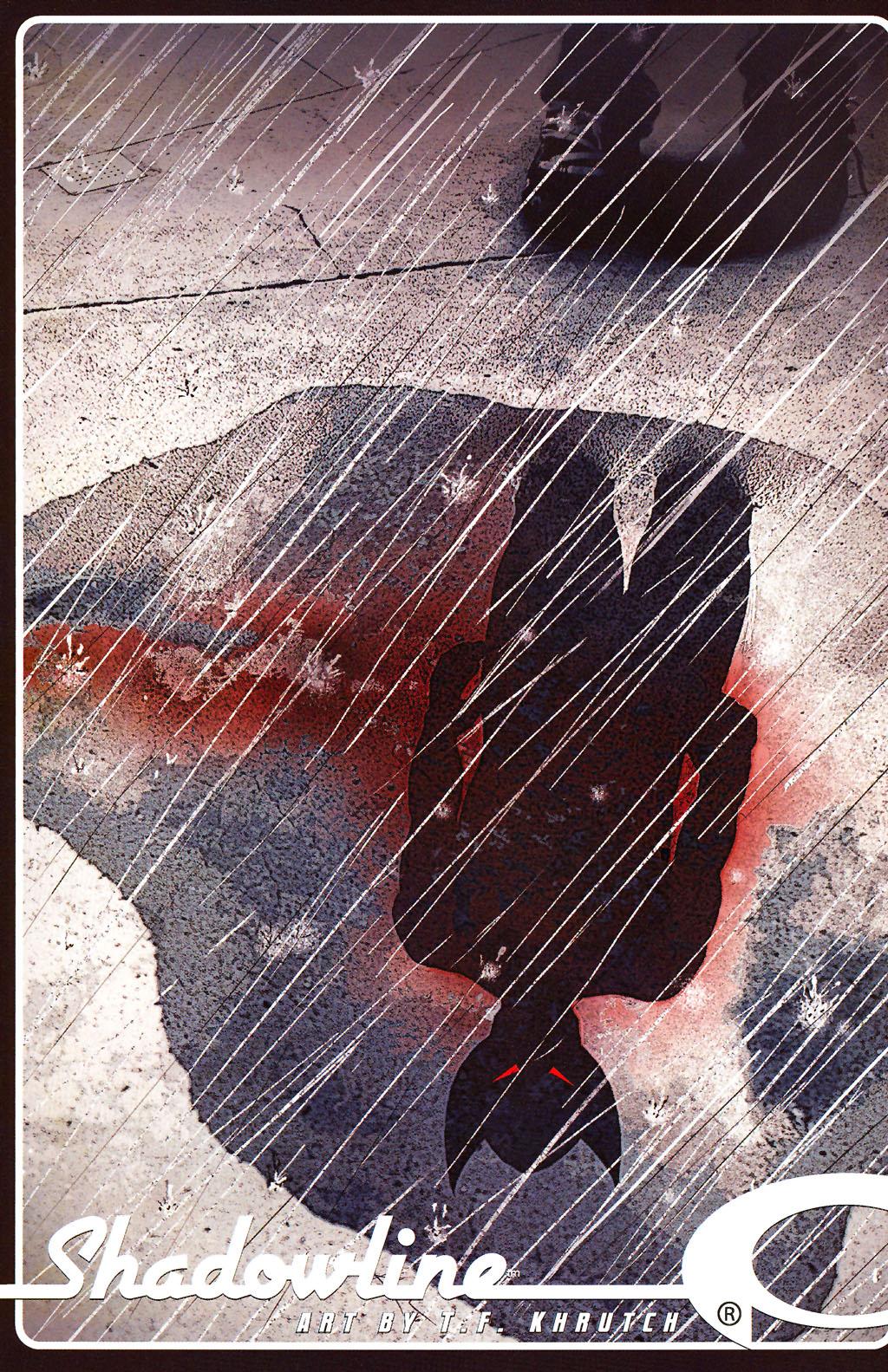 Read online ShadowHawk (2005) comic -  Issue #15 - 25