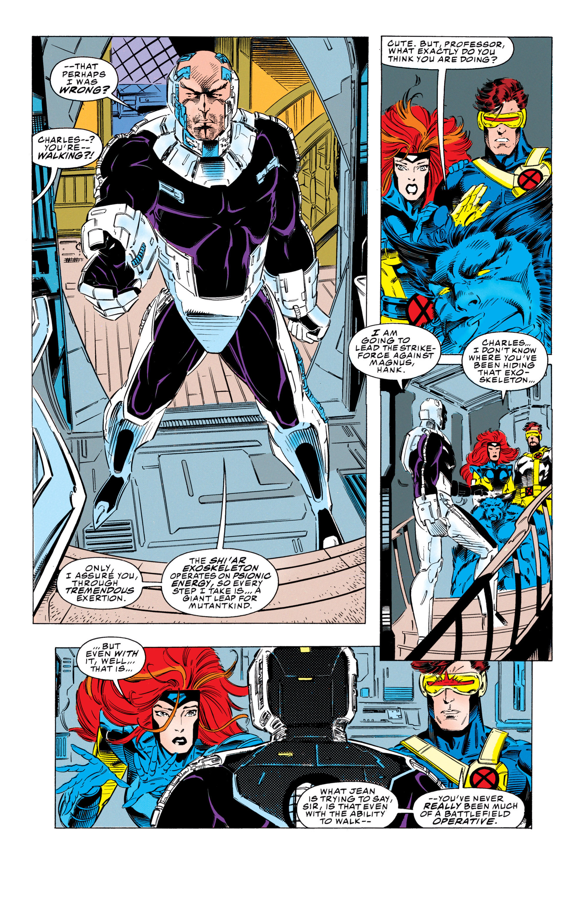 X-Men (1991) 25 Page 13