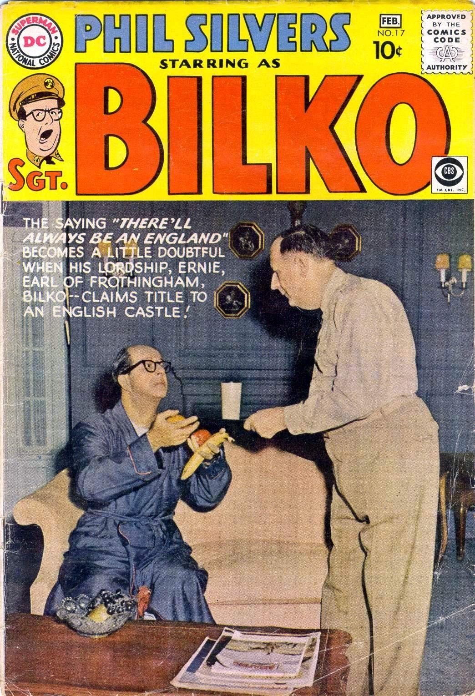 Sergeant Bilko issue 17 - Page 1
