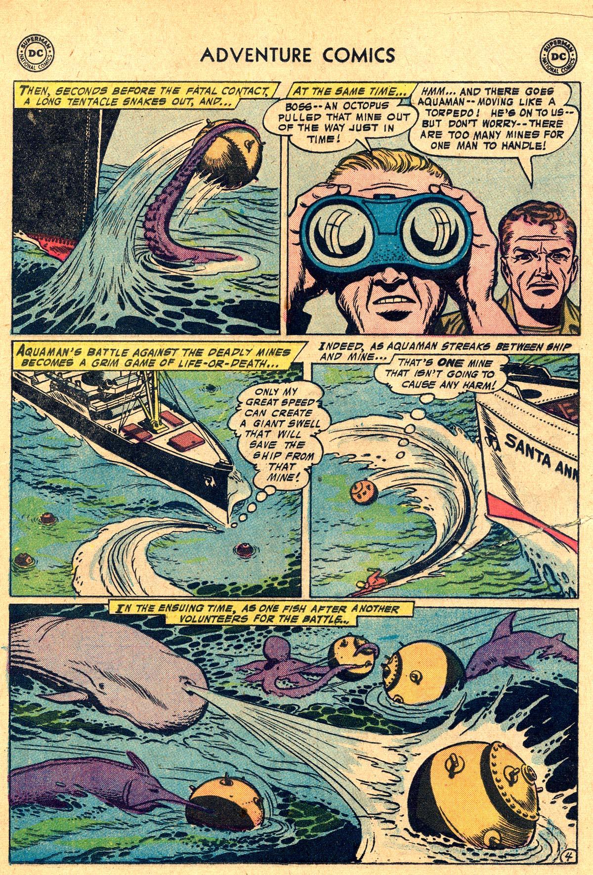 Read online Adventure Comics (1938) comic -  Issue #238 - 21