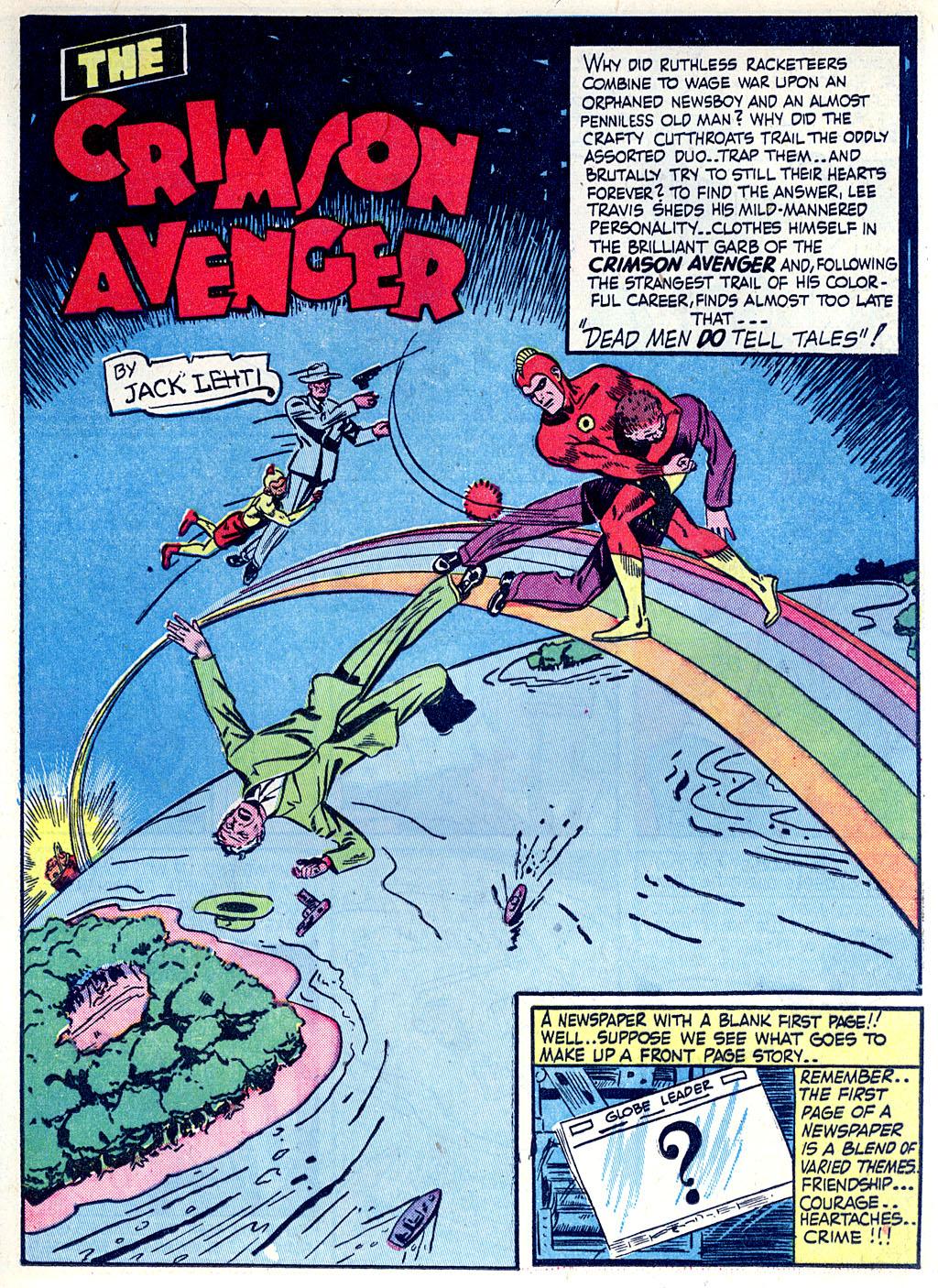Read online Detective Comics (1937) comic -  Issue #68 - 31