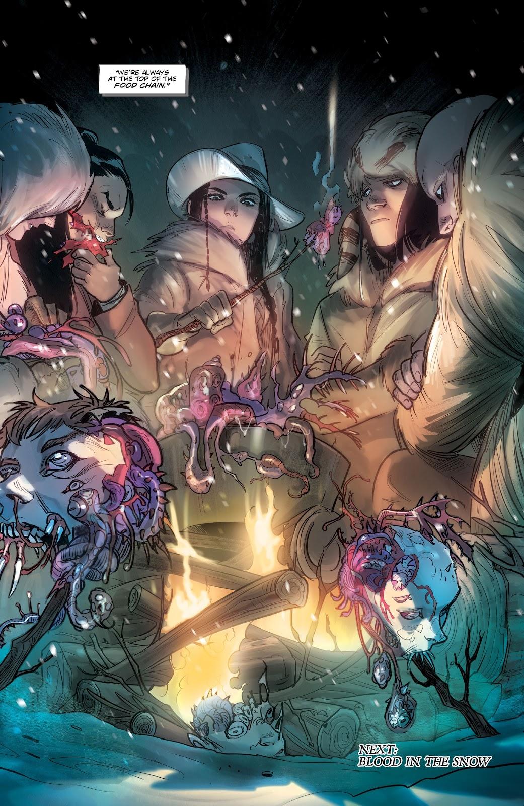 Read online Mirka Andolfo's Mercy comic -  Issue #2 - 29