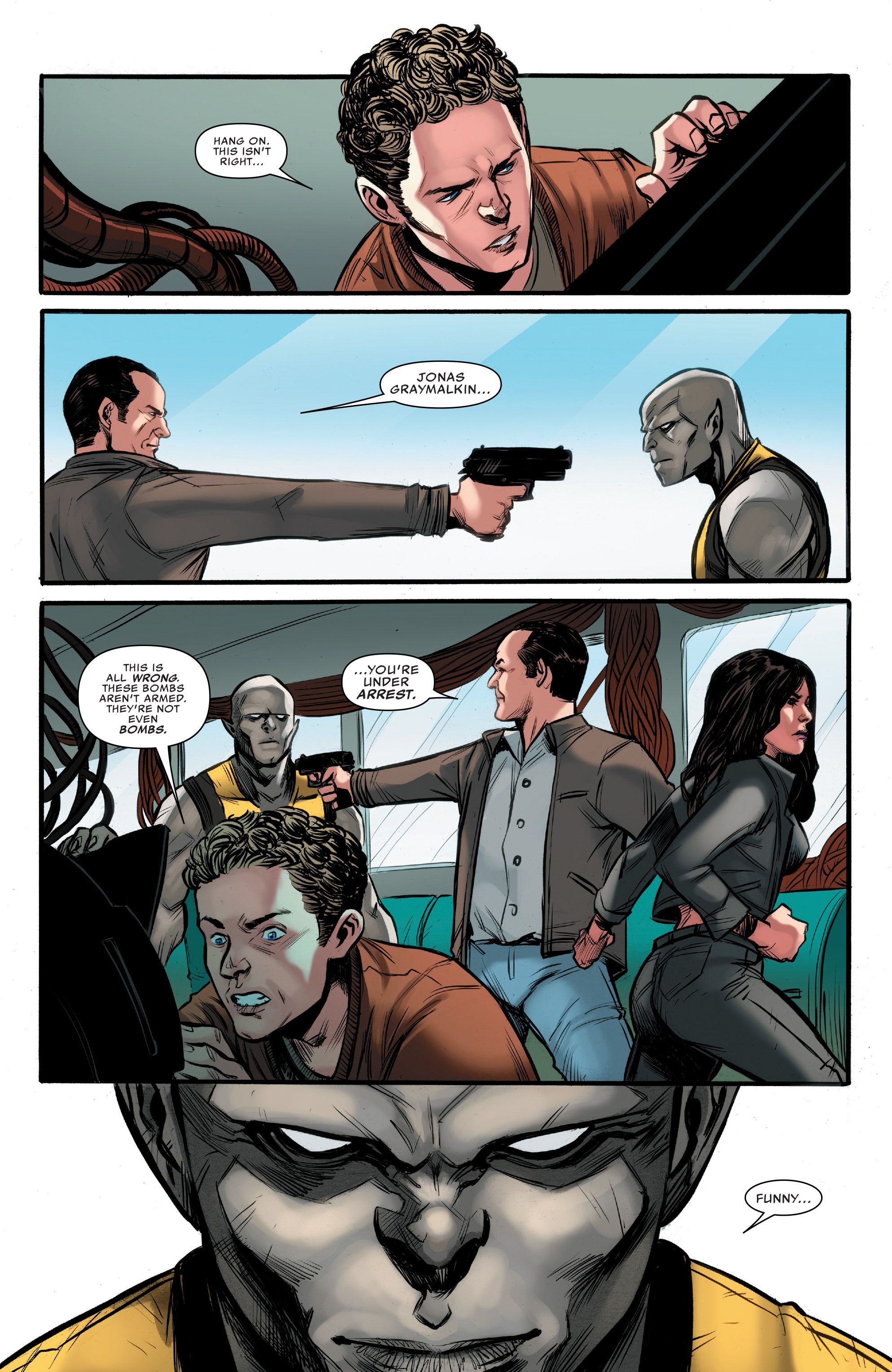 Read online Agents of S.H.I.E.L.D. comic -  Issue #9 - 15
