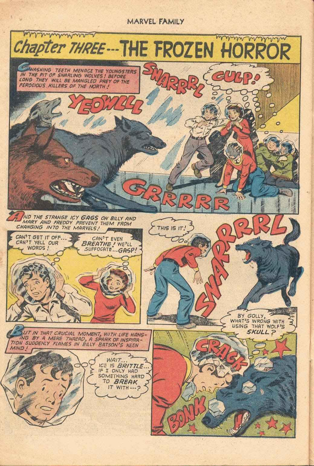 The Marvel Family issue 82 - Page 30