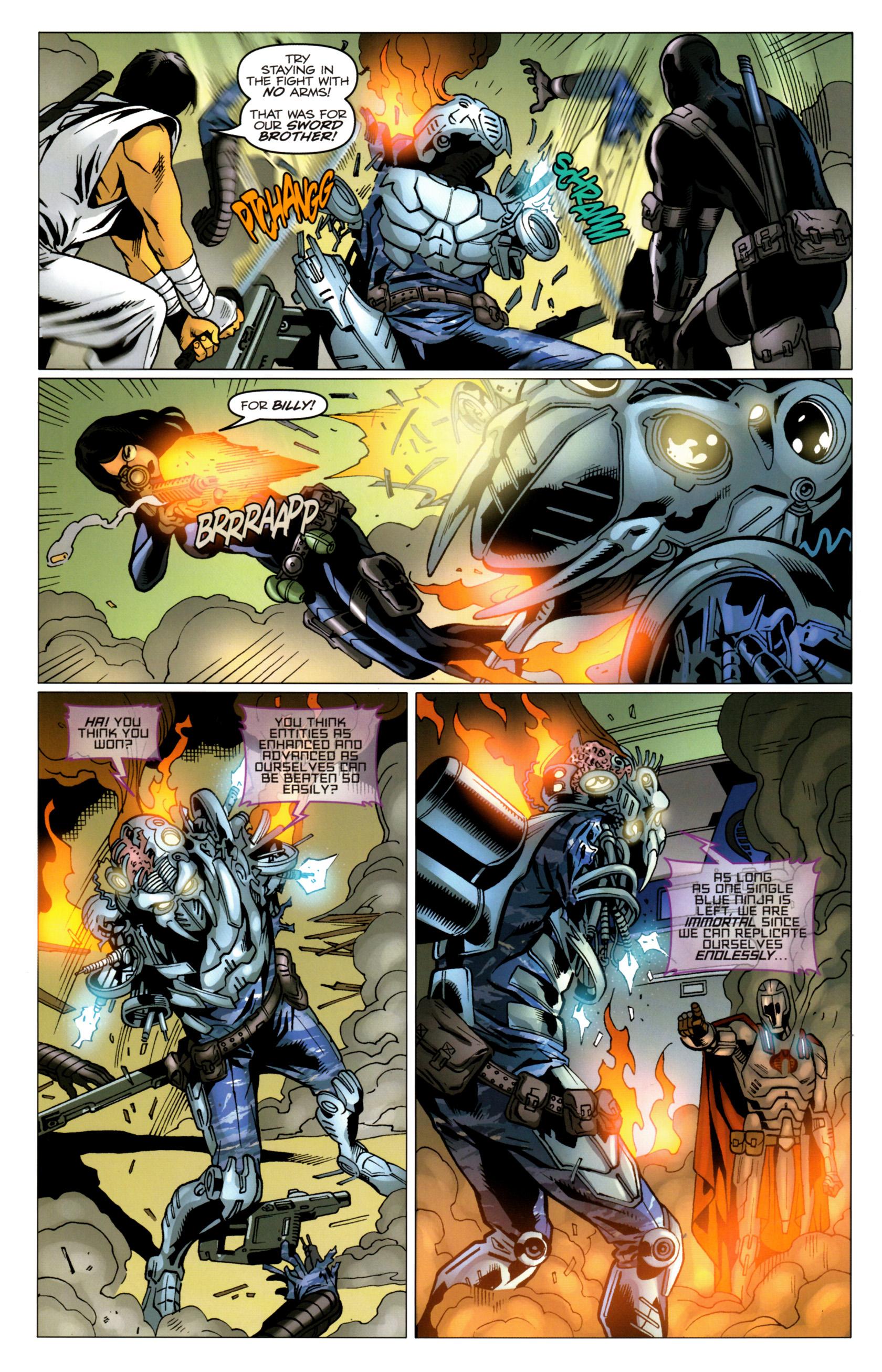 G.I. Joe: A Real American Hero 179 Page 22