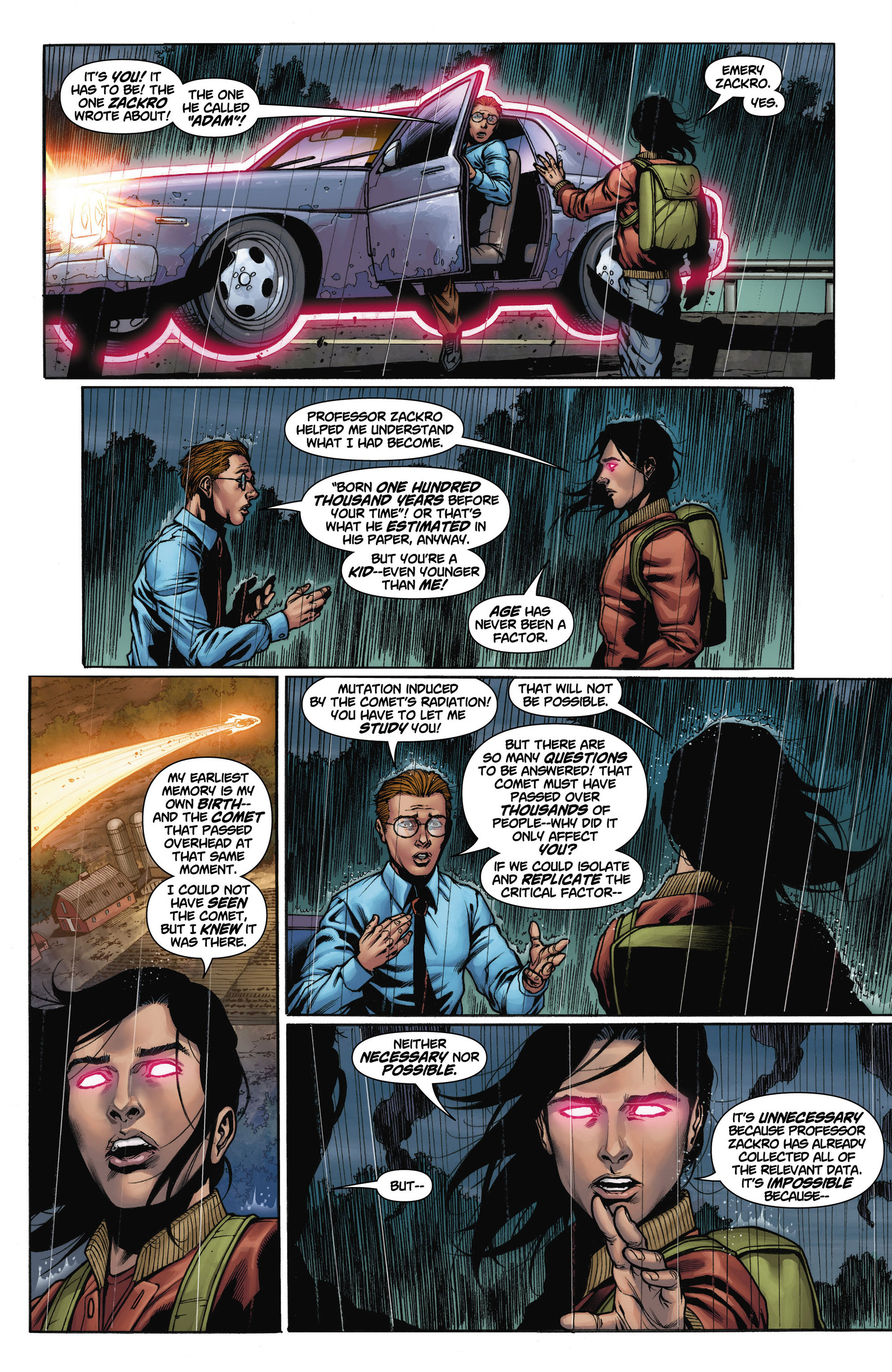 Read online Action Comics (2011) comic -  Issue #0 - 26