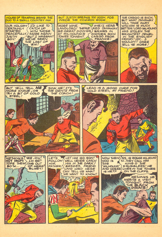 Read online Sensation (Mystery) Comics comic -  Issue #25 - 18