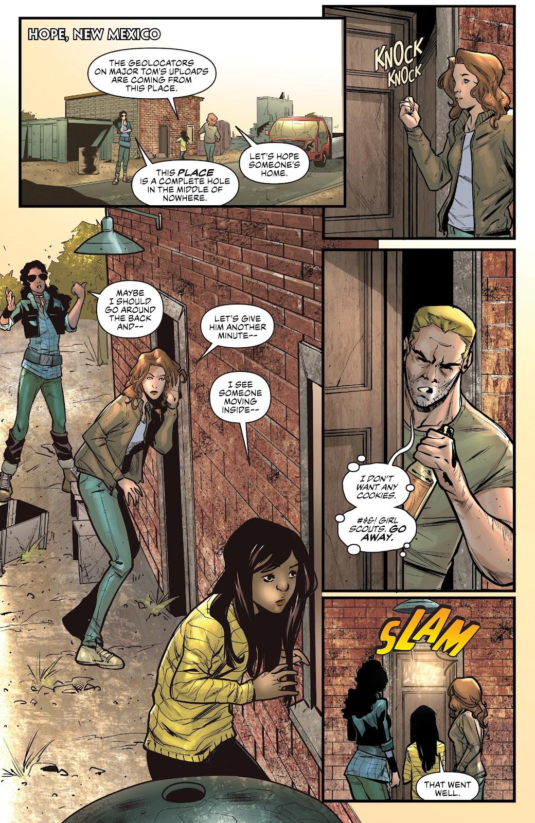 Read online Summit comic -  Issue #12 - 20