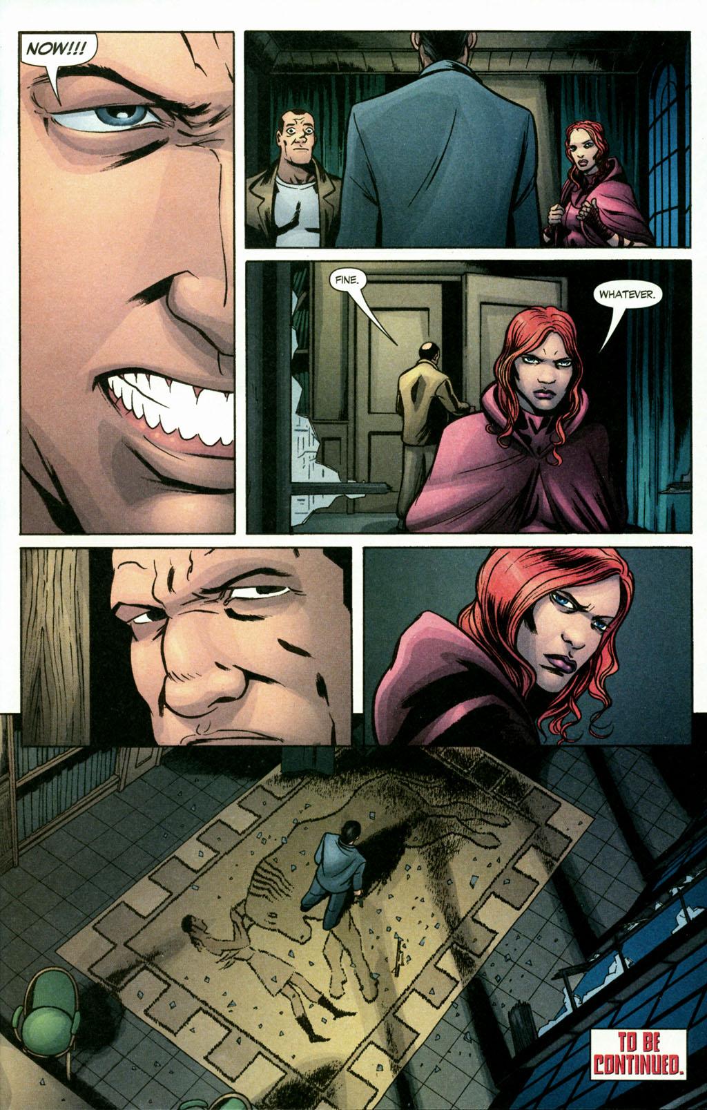 Read online Fallen Angel (2003) comic -  Issue #16 - 23